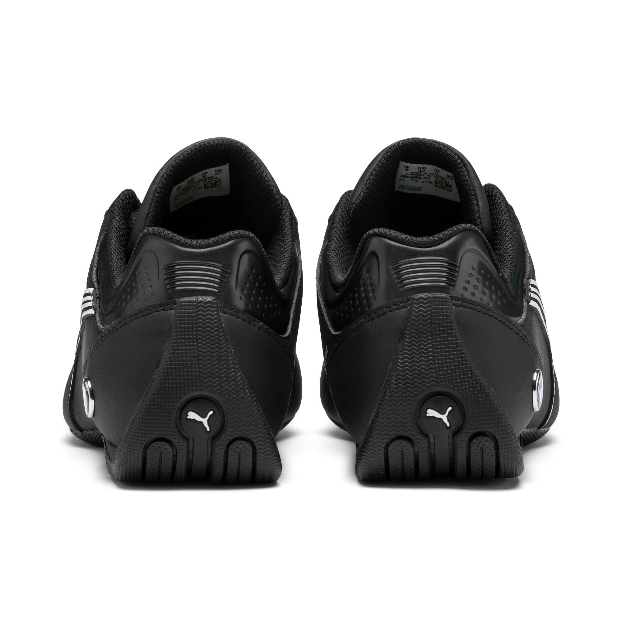Thumbnail 5 of BMW M Motorsport Future Kart Cat Trainers, Puma Black-Puma White, medium-IND
