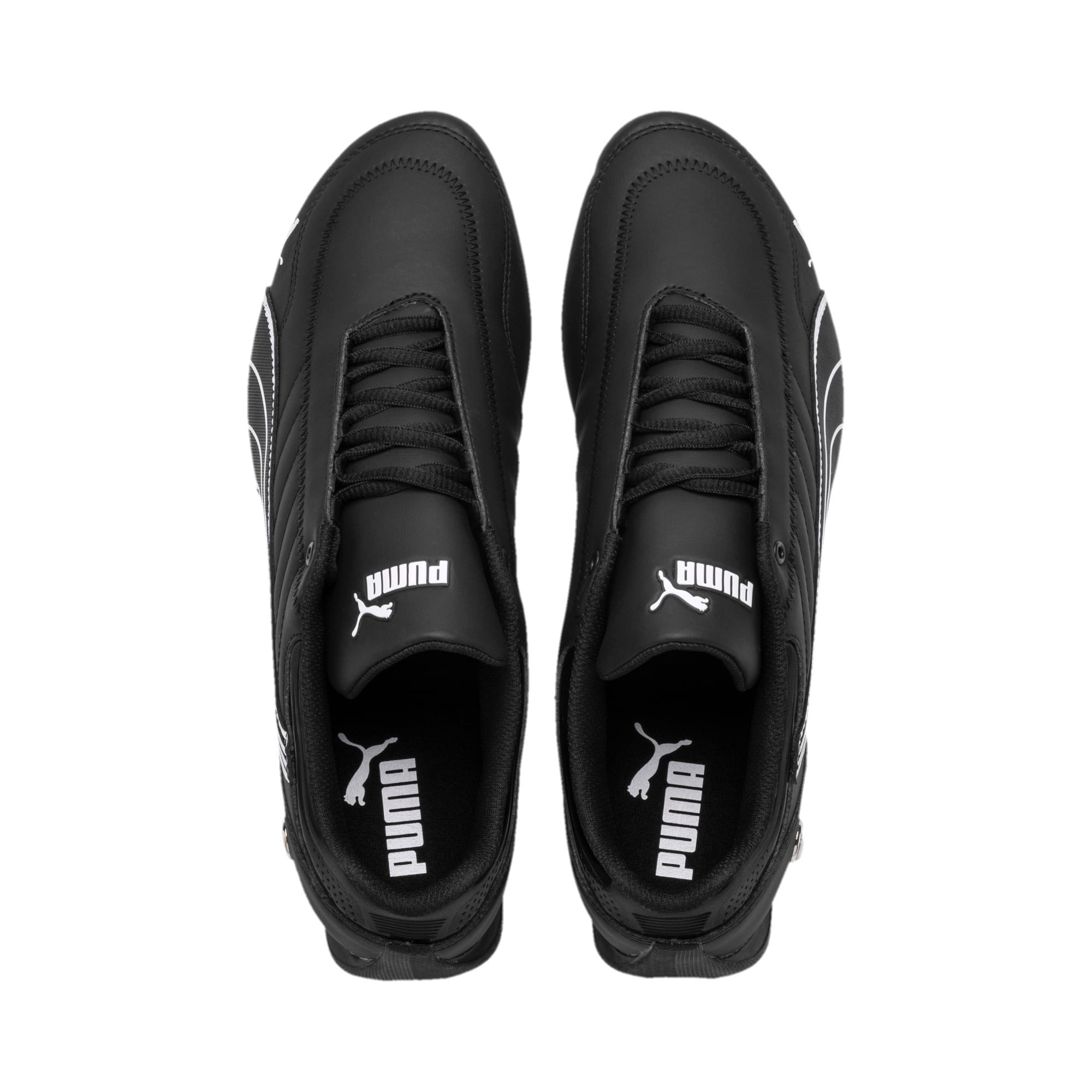 Thumbnail 8 of BMW M Motorsport Future Kart Cat Trainers, Puma Black-Puma White, medium-IND
