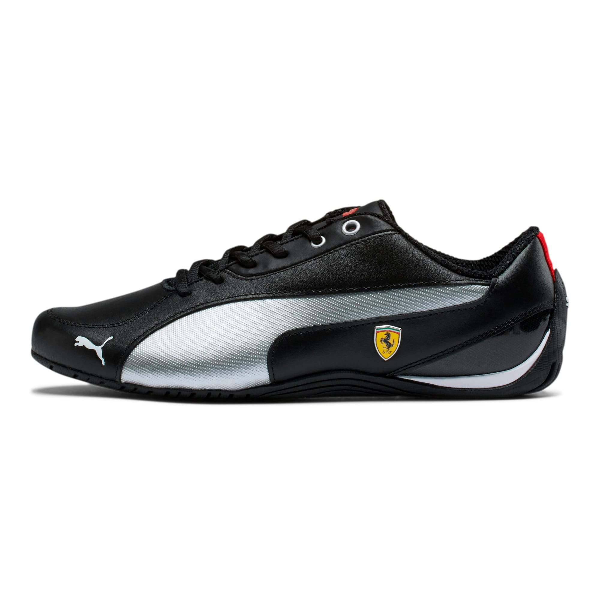 Thumbnail 1 of Scuderia Ferrari Drift Cat 5 NM Men's Shoes, Puma Black-Puma Black, medium