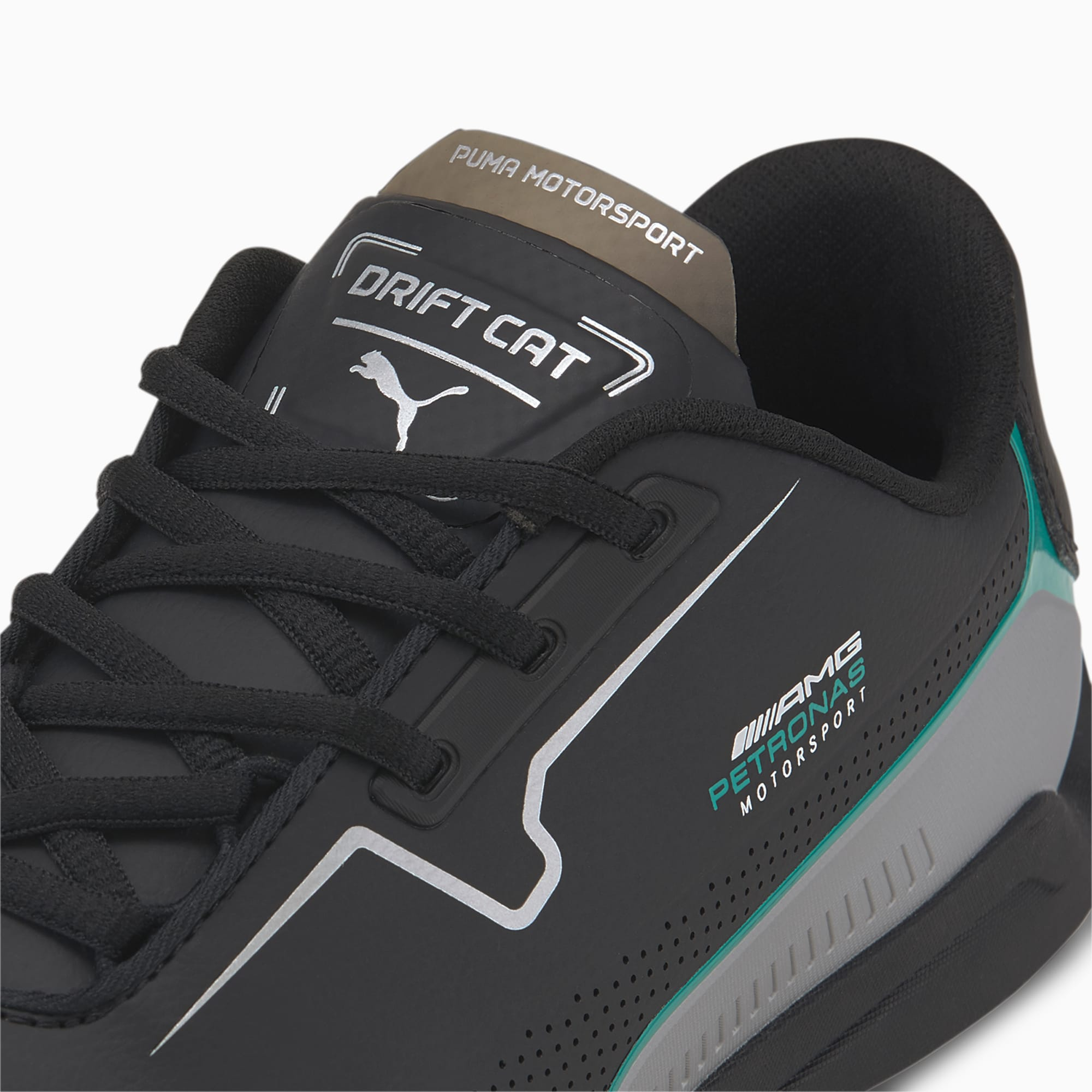 Mercedes AMG Petronas Drift Cat 8 Men's Motorsport Shoes