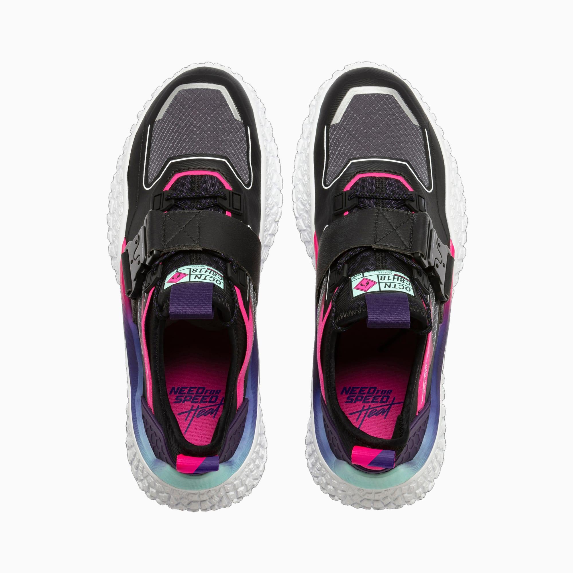 Hi OCTN x Need for Speed Heat sneakers
