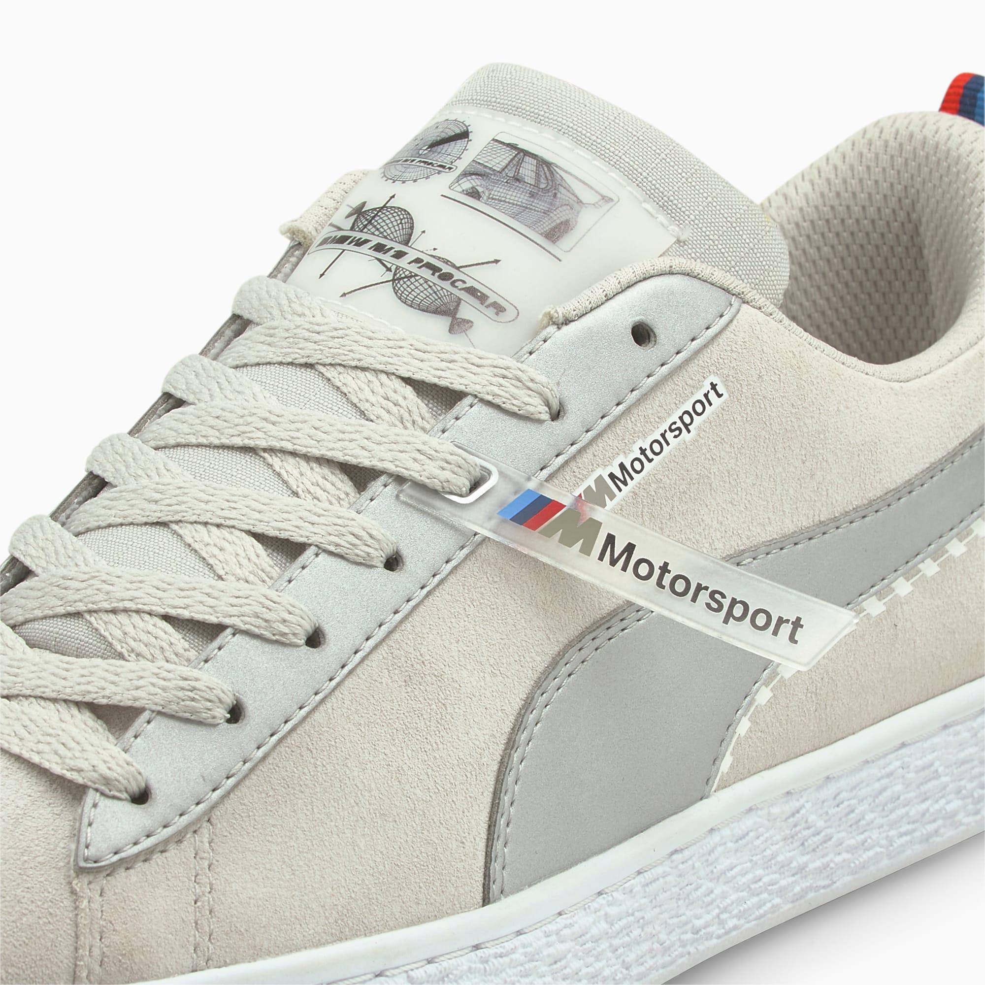 BMW MMS Men's Suede XXI Sneakers | PUMA US