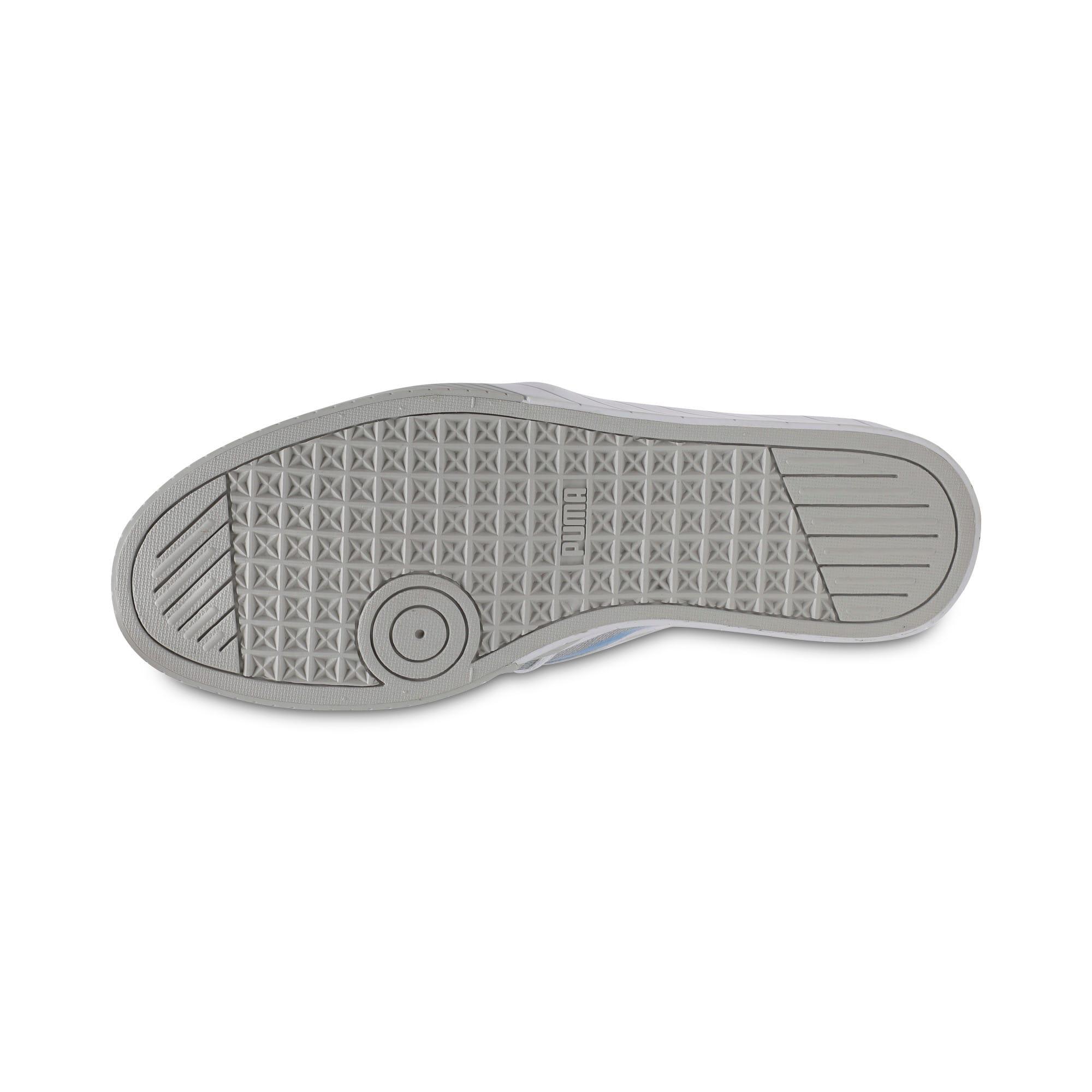 Thumbnail 6 of BMW M Slip-On Track Shoes, Puma White-Gray Violet, medium-IND