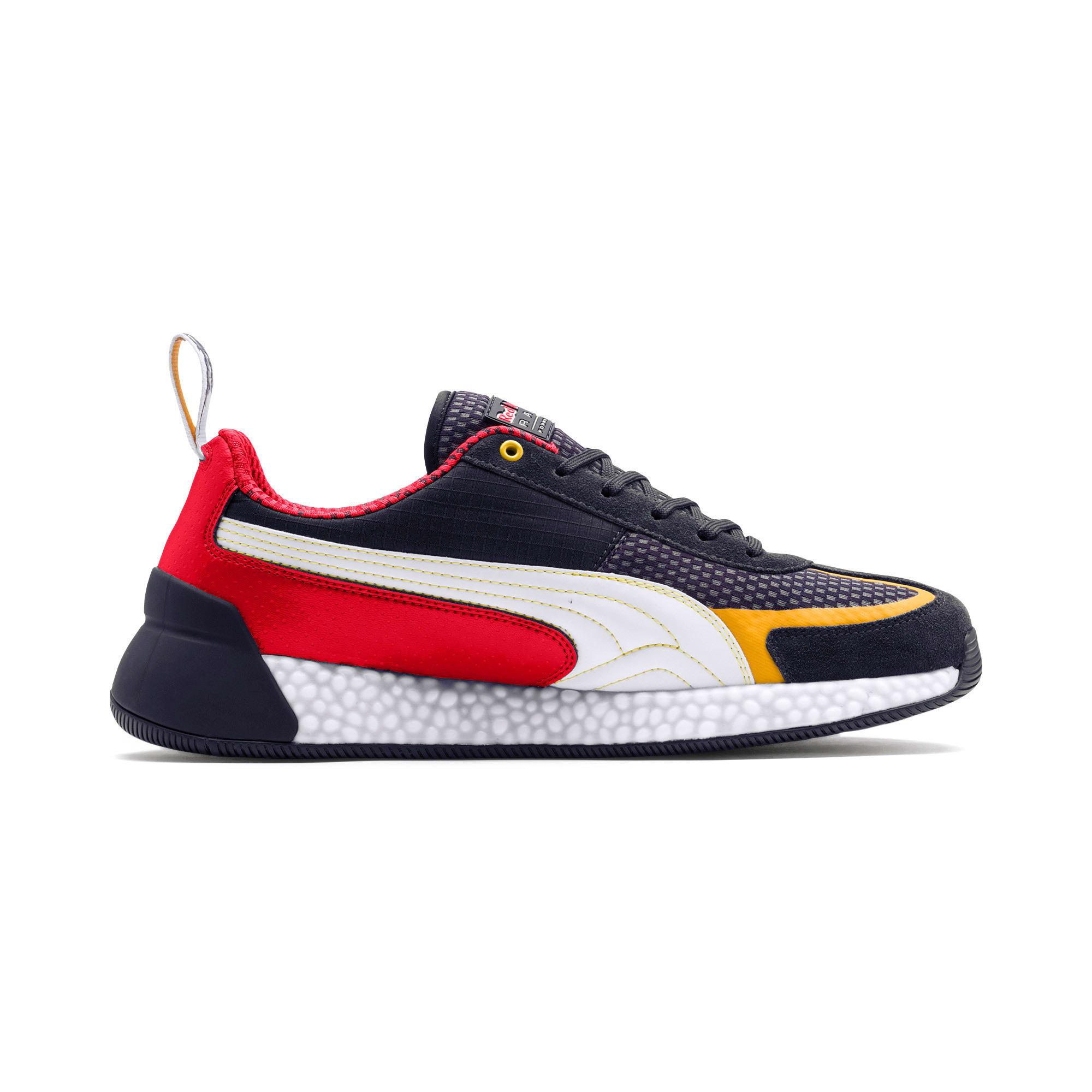 Thumbnail 6 of Red Bull Racing Speed HYBRID sneakers voor heren, NIGHT SKY-White-Chinese Red, medium