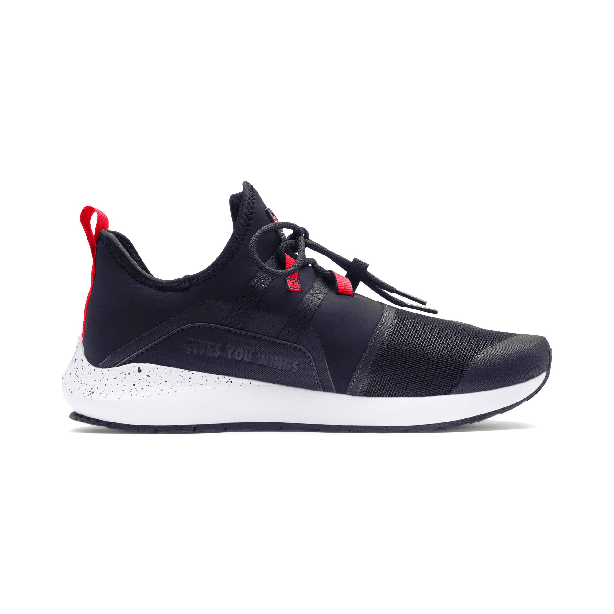 Thumbnail 6 of Basket Red Bull Racing Evo Cat II IGNITE pour homme, NIGHT SKY-Chinese Red-White, medium