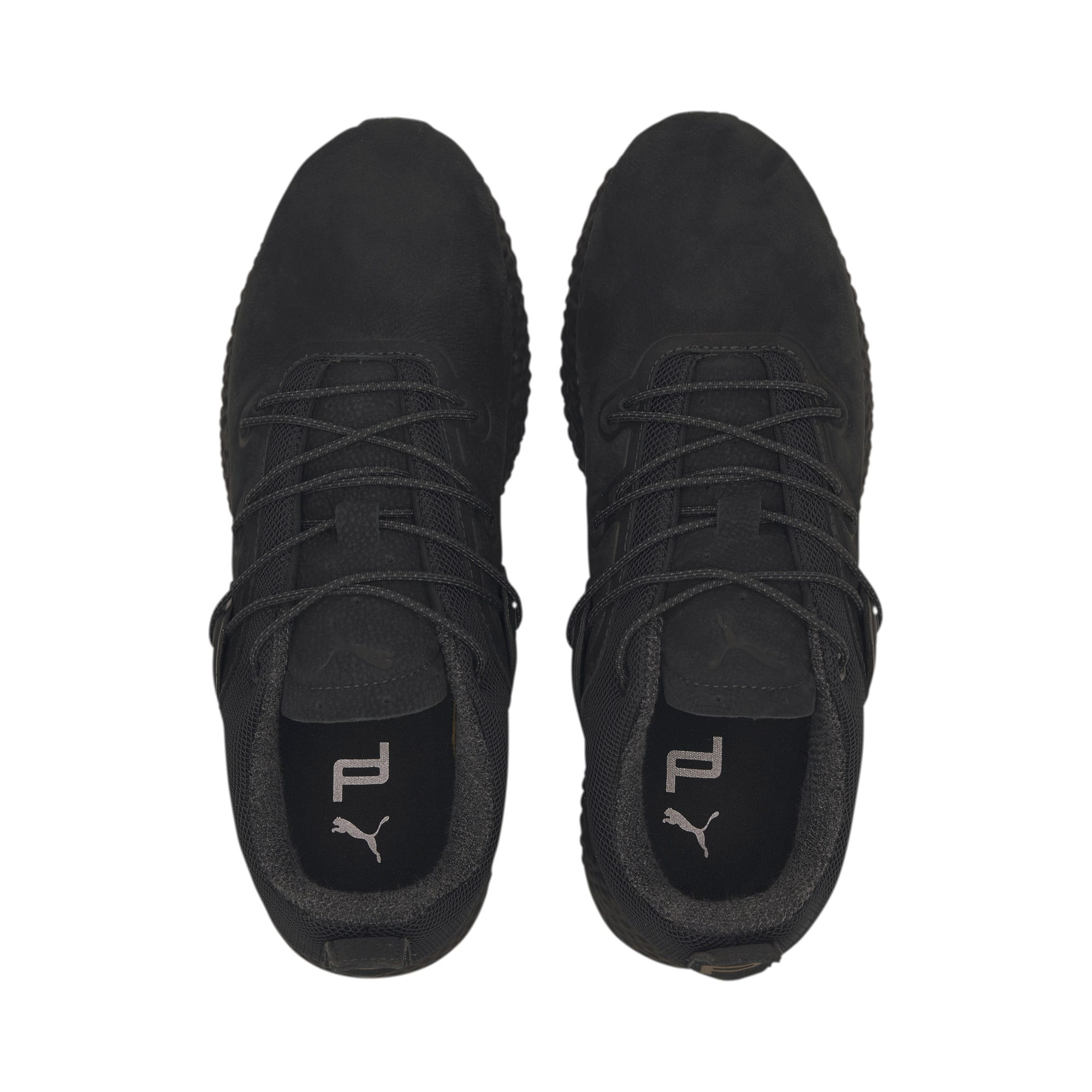 Thumbnail 7 of Porsche Design HYBRID Runner Herren Sneaker, Jet Black-Jet Black, medium
