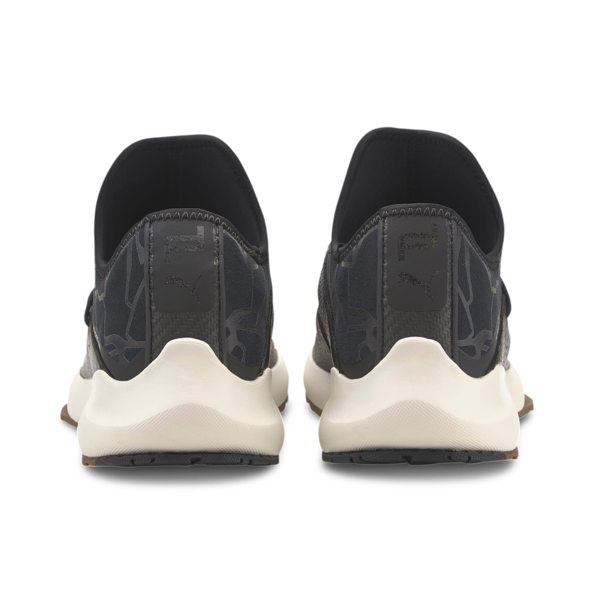 Thumbnail 4 of Porsche Design Evo Cat II Men's Trainers, JetBlack-JetBlack-WhisperWht, medium
