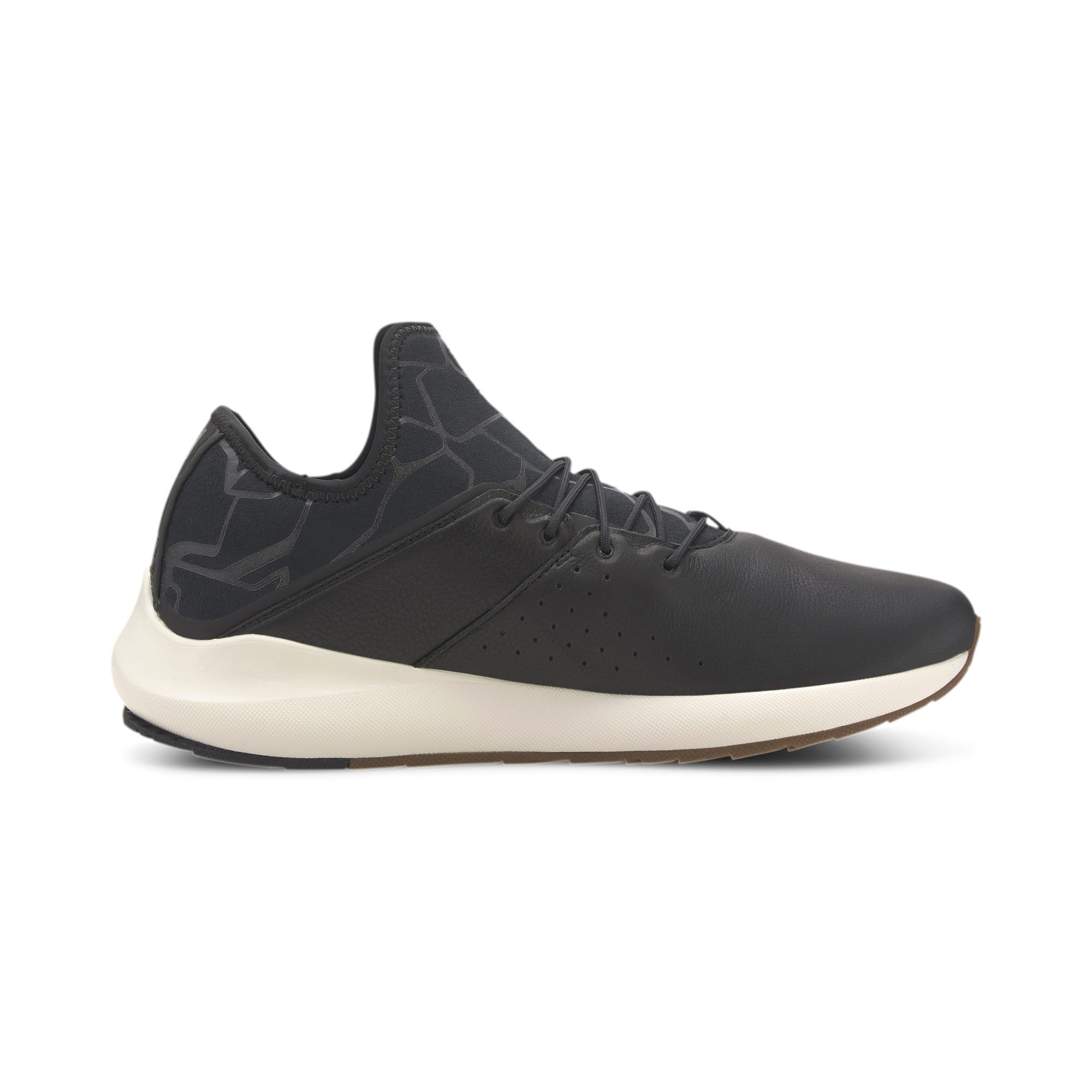 Thumbnail 6 of Porsche Design Evo Cat II Men's Trainers, JetBlack-JetBlack-WhisperWht, medium