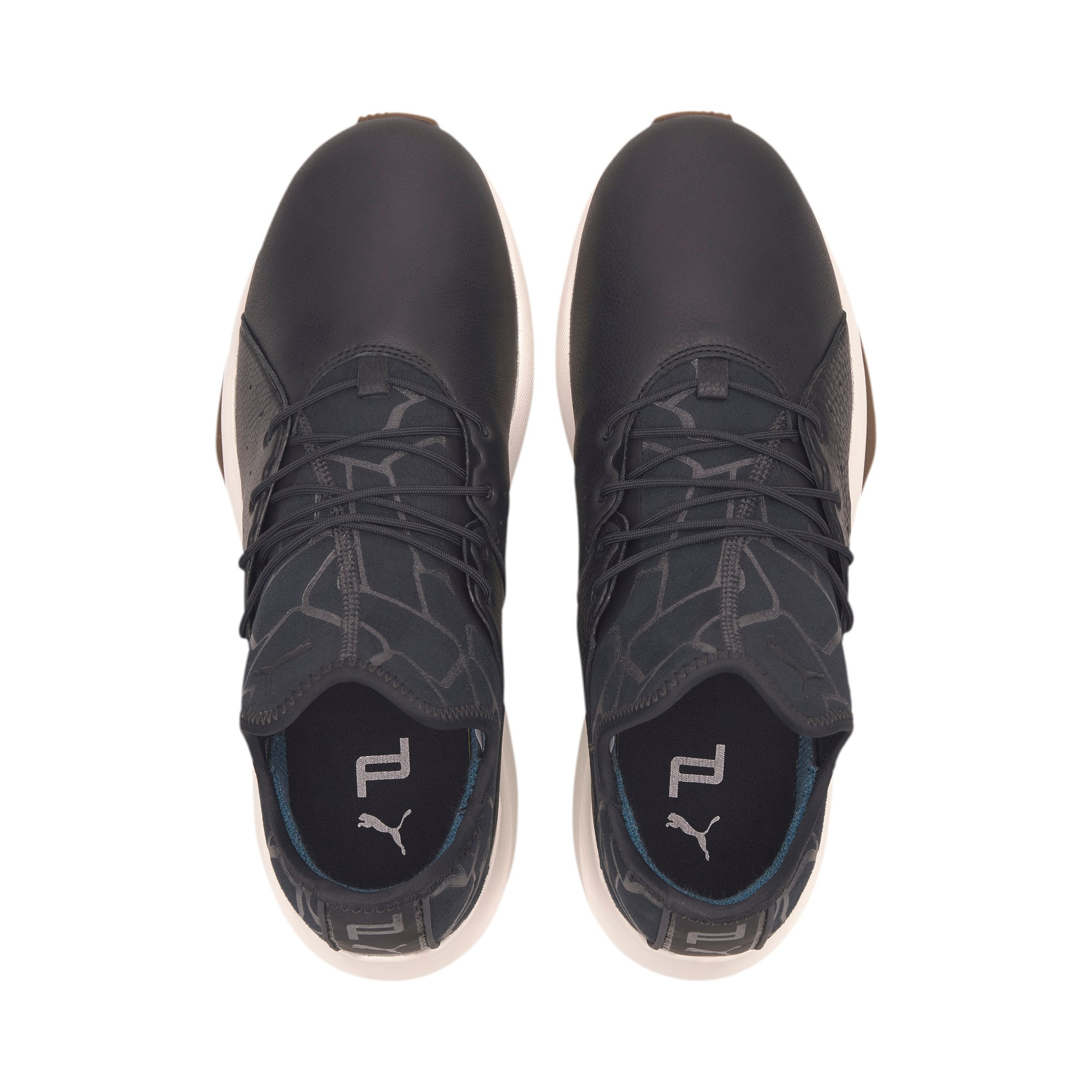 Thumbnail 7 of Porsche Design Evo Cat II Men's Trainers, JetBlack-JetBlack-WhisperWht, medium