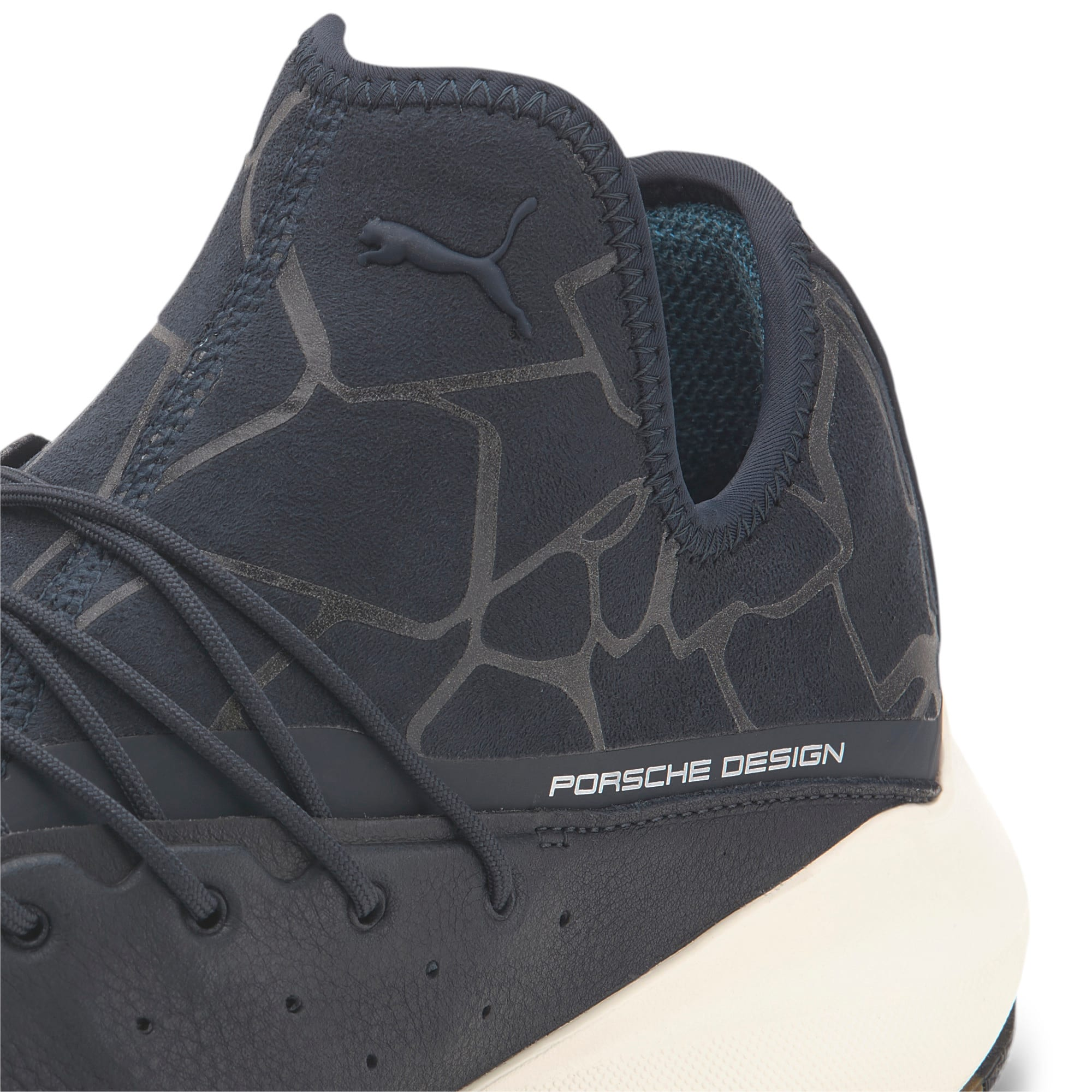 Thumbnail 8 of Porsche Design Evo Cat II Men's Training Shoes, Navy Blazer-Navy-WhisperW, medium
