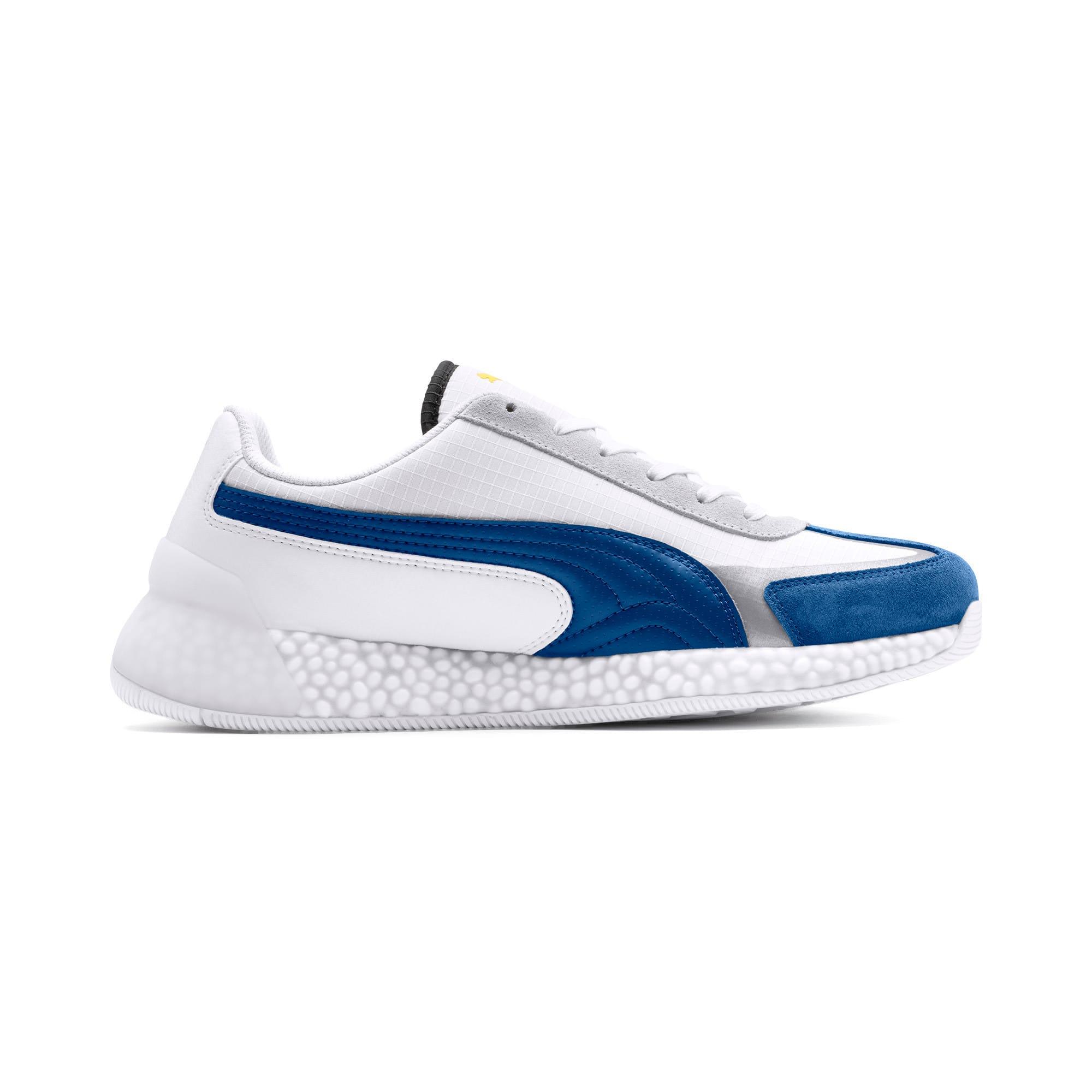 Miniatura 6 de Zapatos para correr Scuderia Ferrari Speed HYBRID, Wht-Galaxy Blue-Rosso Corsa, mediano