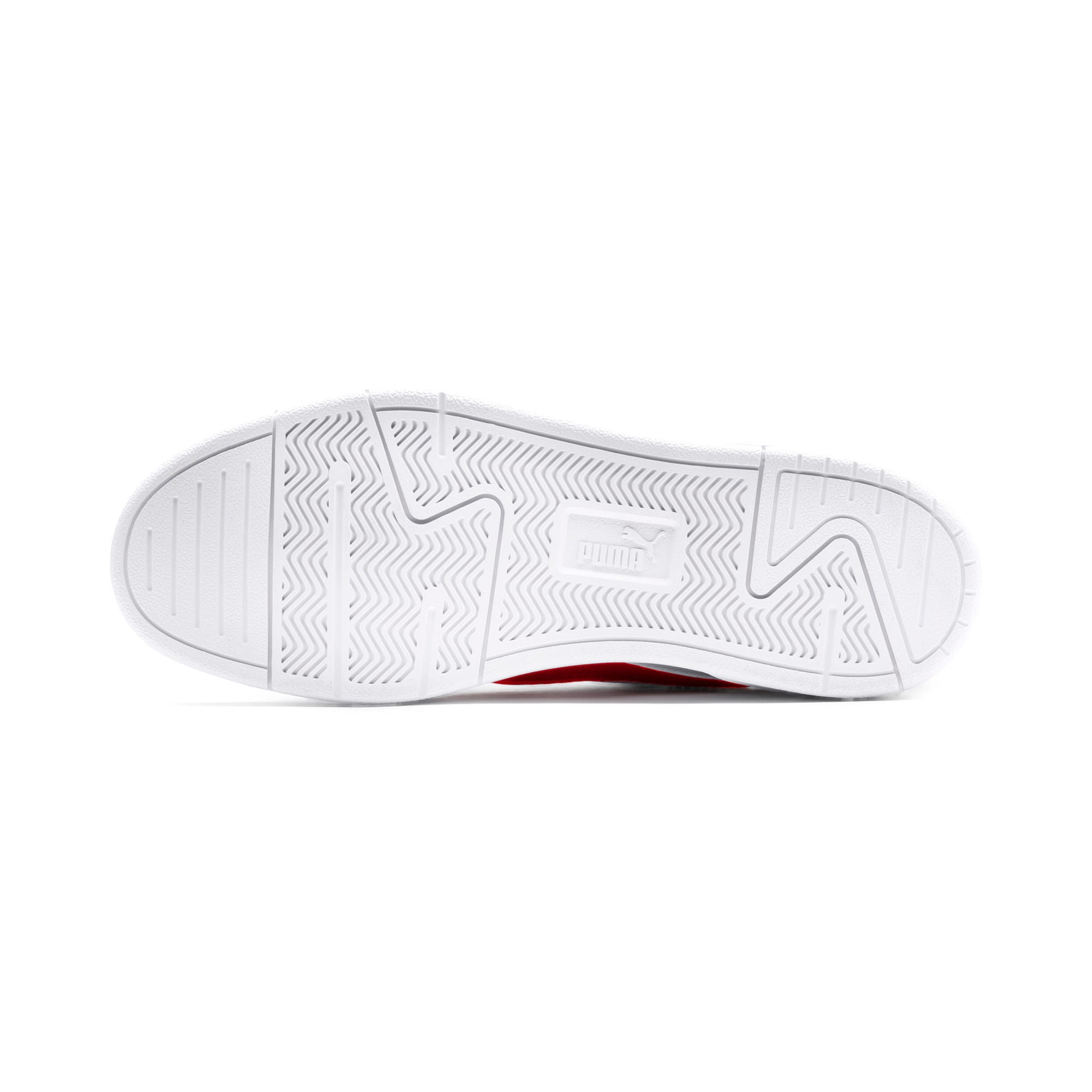 Thumbnail 6 of Red Bull Racing Caracal Trainers, Puma White-Chinese Red-White, medium-IND