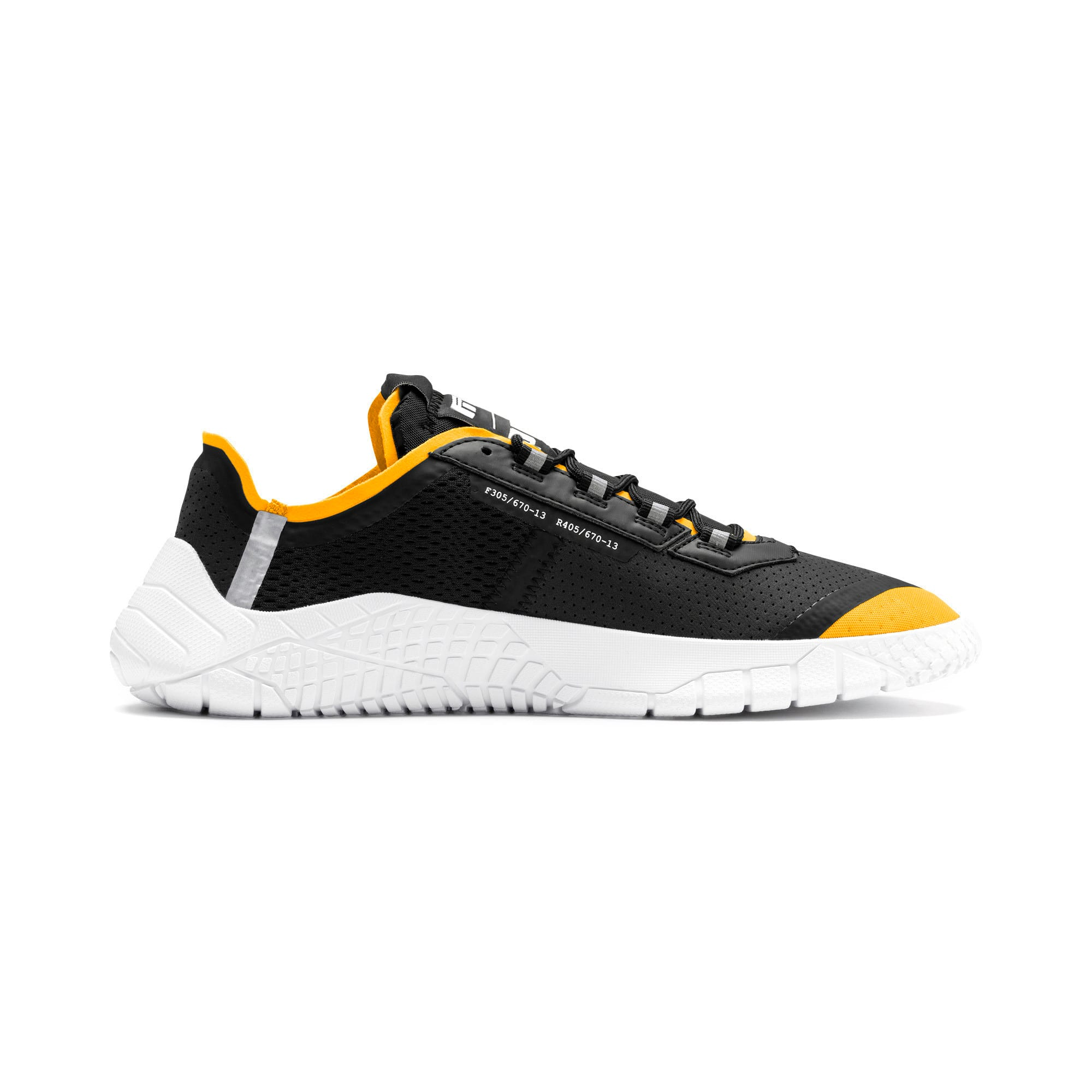Thumbnail 6 of Scarpe da ginnastica Pirelli Replicat-X, Puma Black-Puma White-Zinnia, medium