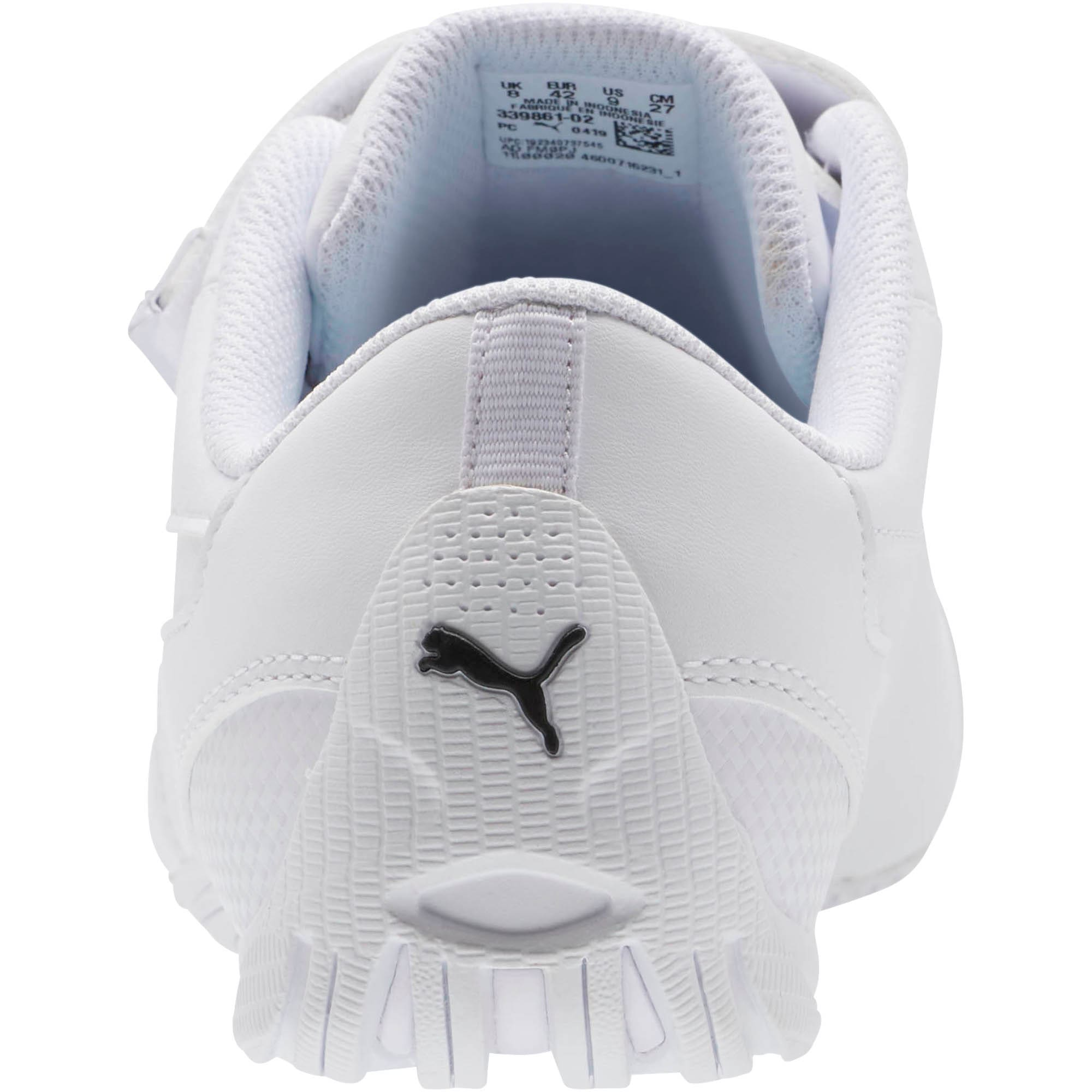 Thumbnail 3 of Drift Cat 5 AC Shoes, Puma White-Puma White, medium