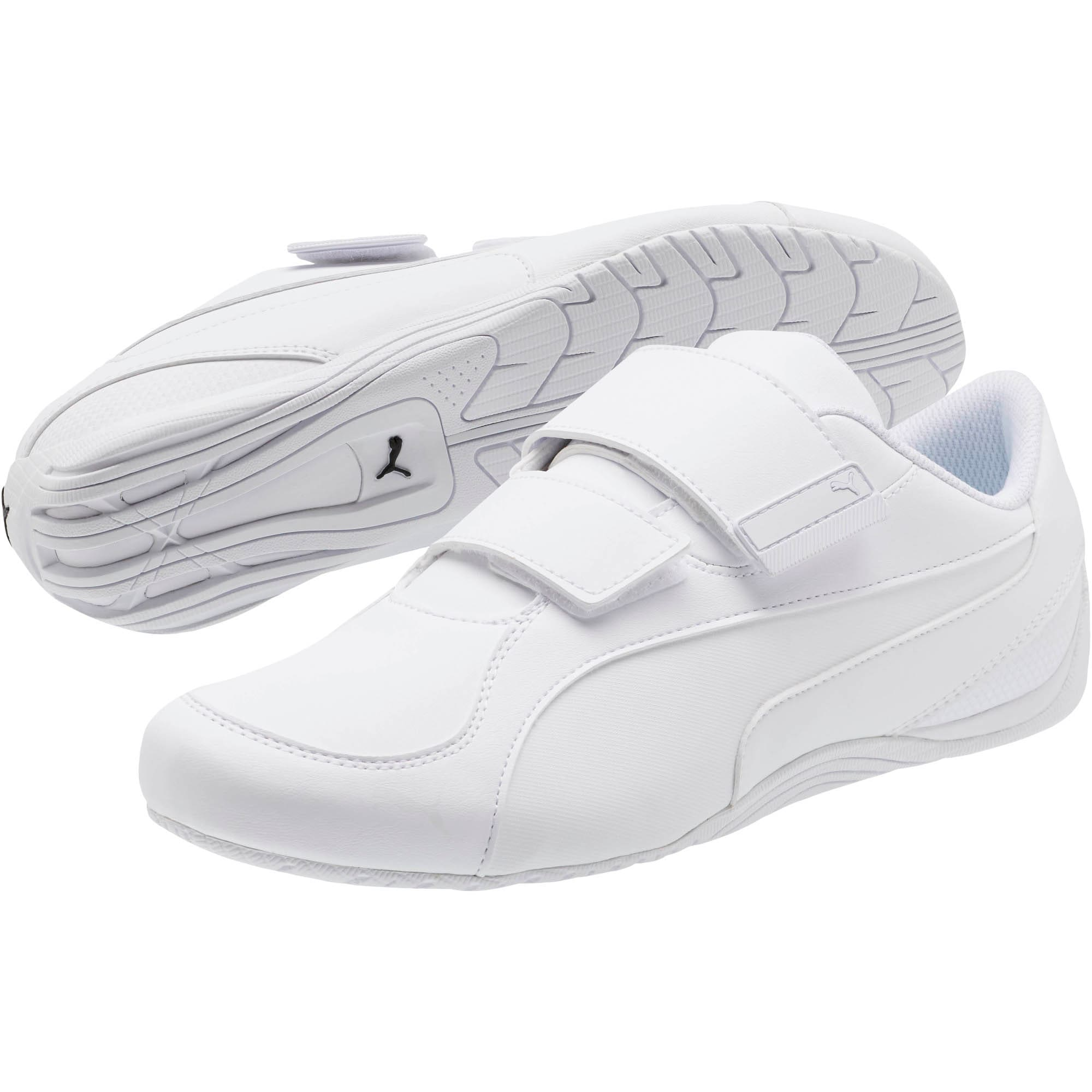 Thumbnail 2 of Drift Cat 5 AC Shoes, Puma White-Puma White, medium
