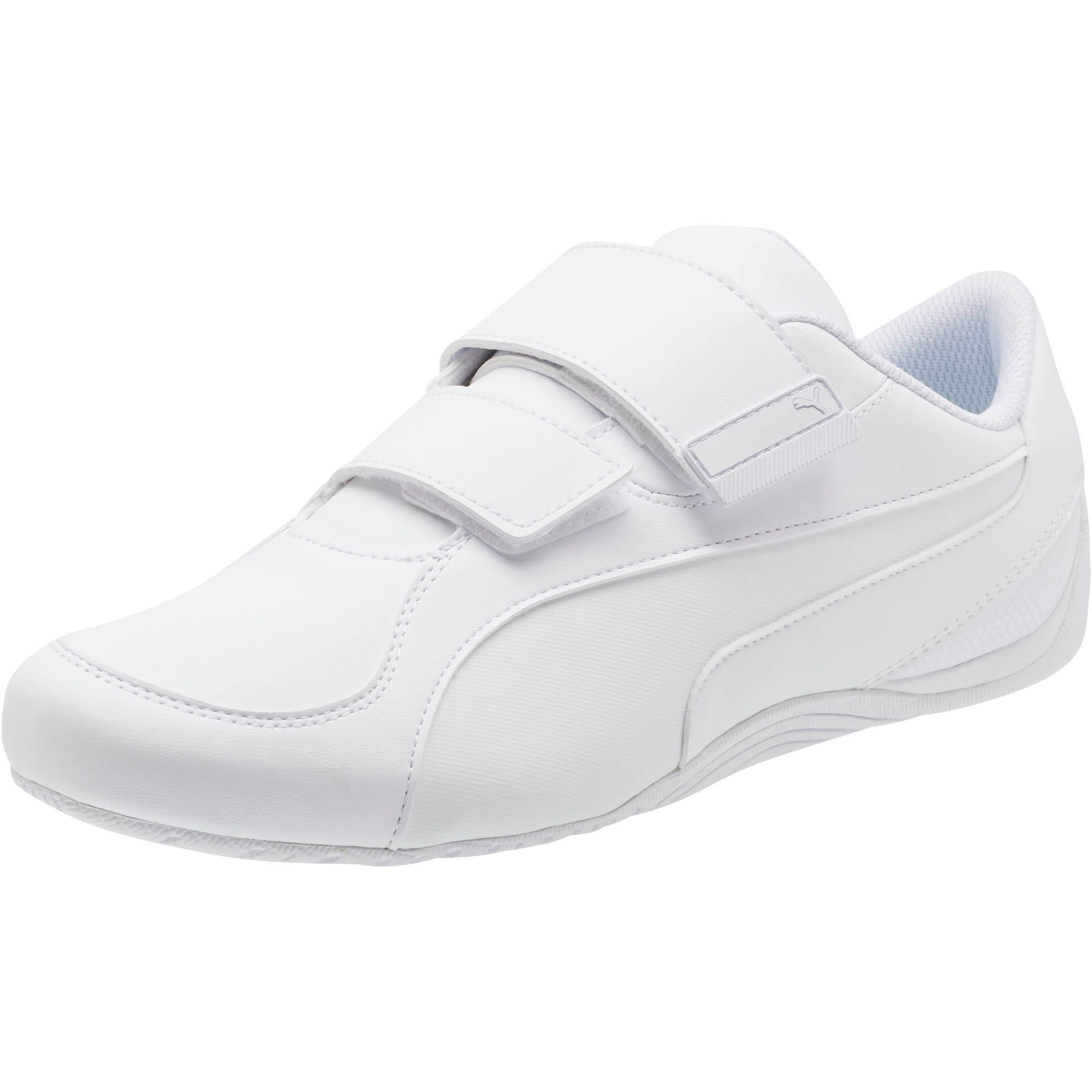 Thumbnail 1 of Drift Cat 5 AC Shoes, Puma White-Puma White, medium