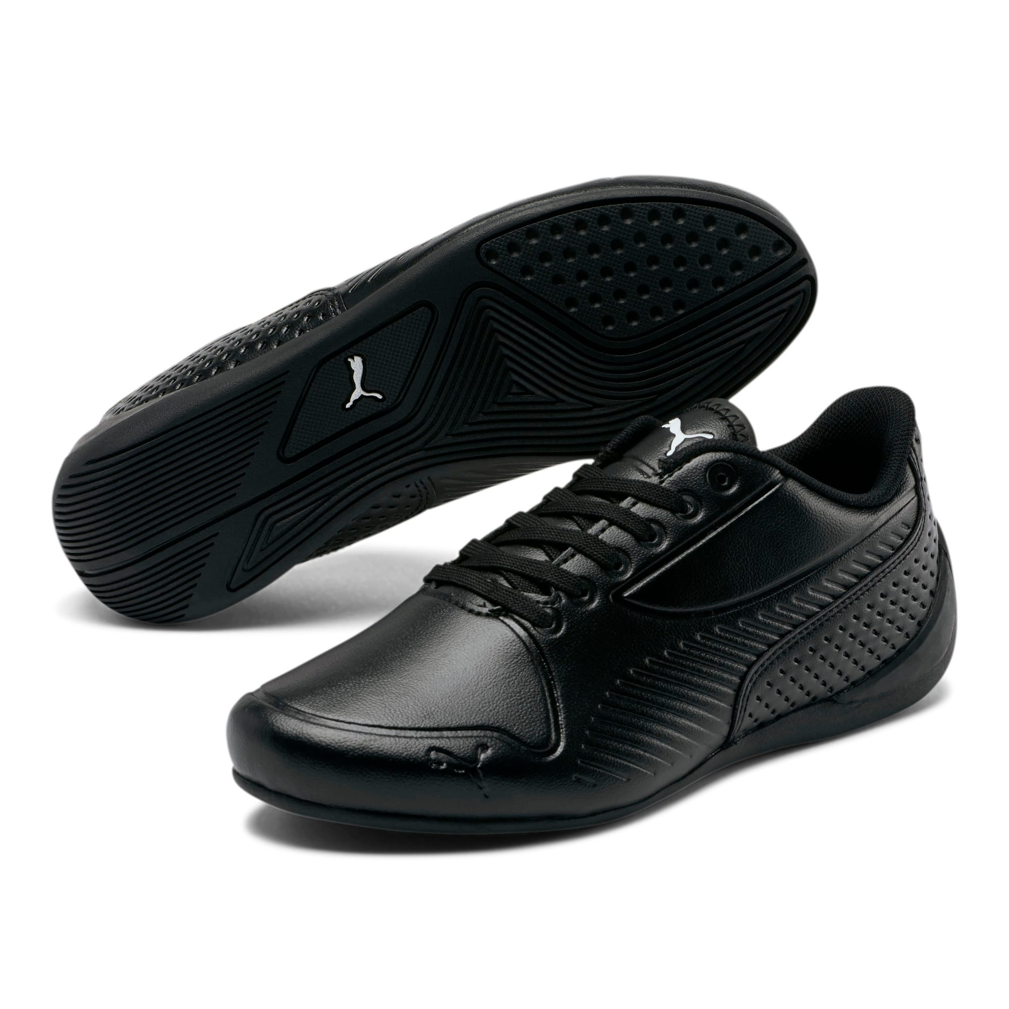 Thumbnail 2 of Drift Cat 7S Ultra Shoes JR, Puma Black-Puma Black, medium
