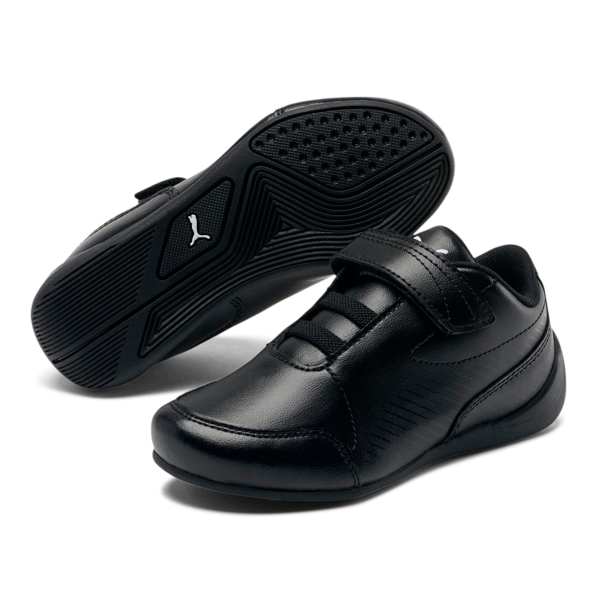 Thumbnail 2 of Drift Cat 7S Ultra Little Kids' Shoes, Puma Black-Puma Black, medium