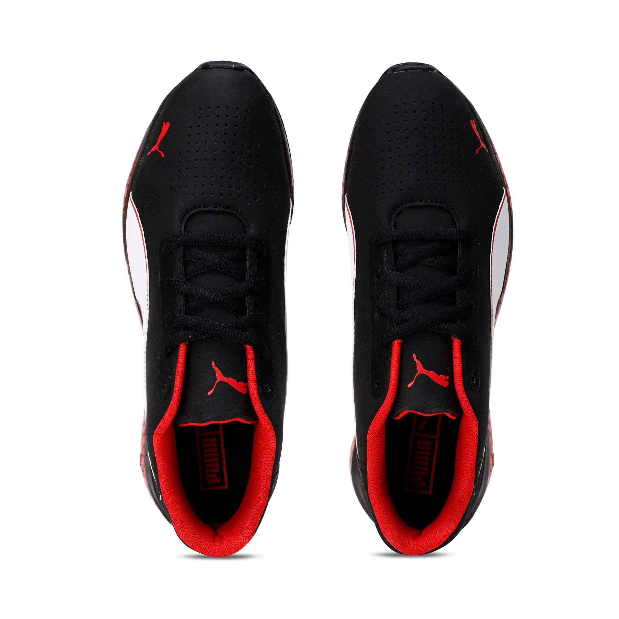 Thumbnail 6 of SF Cell Ultimate, Black-White-Rosso Corsa, medium-IND