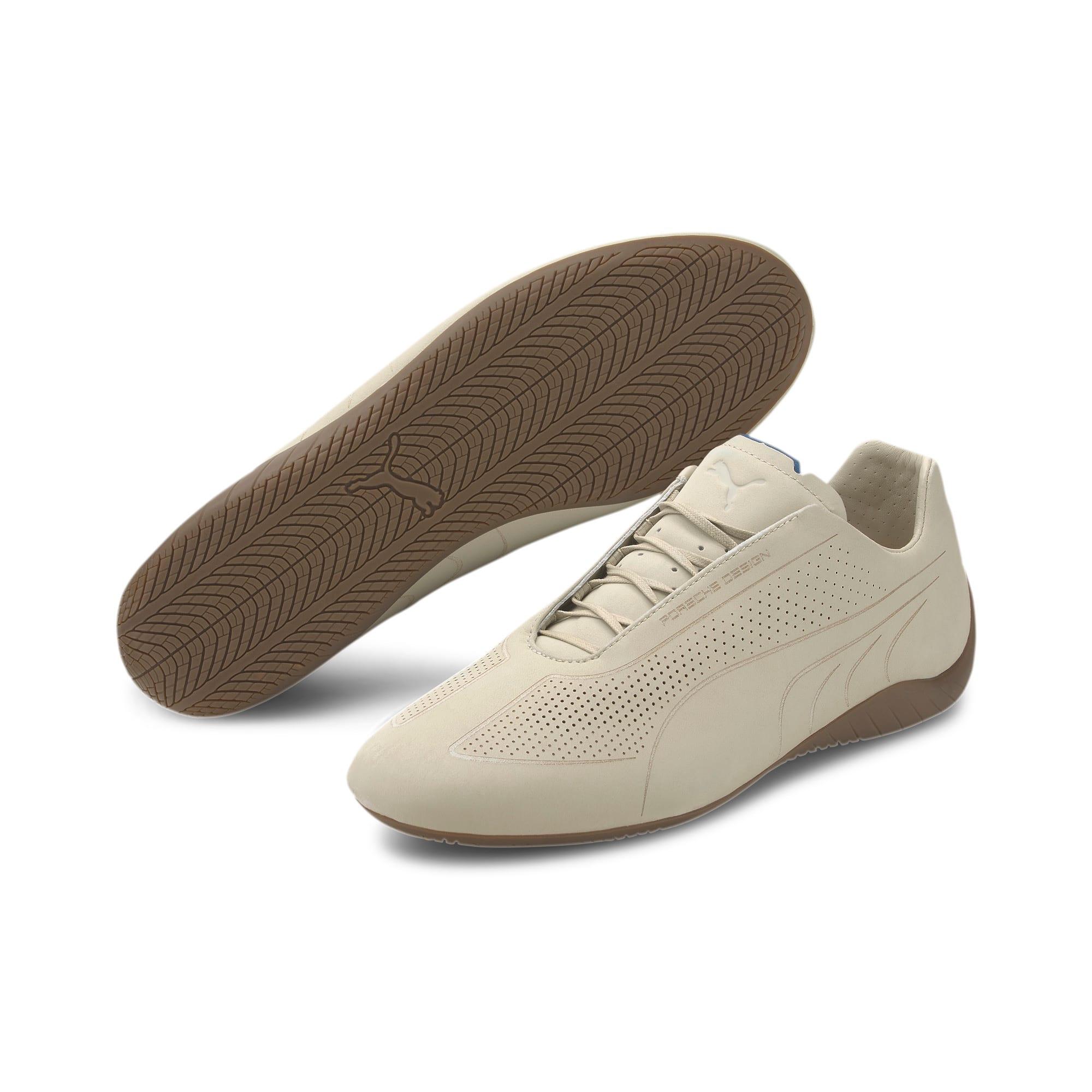 Thumbnail 2 of Porsche Design Speedcat Lux Nubuck Men's Shoes, Overcast-Overcast, medium