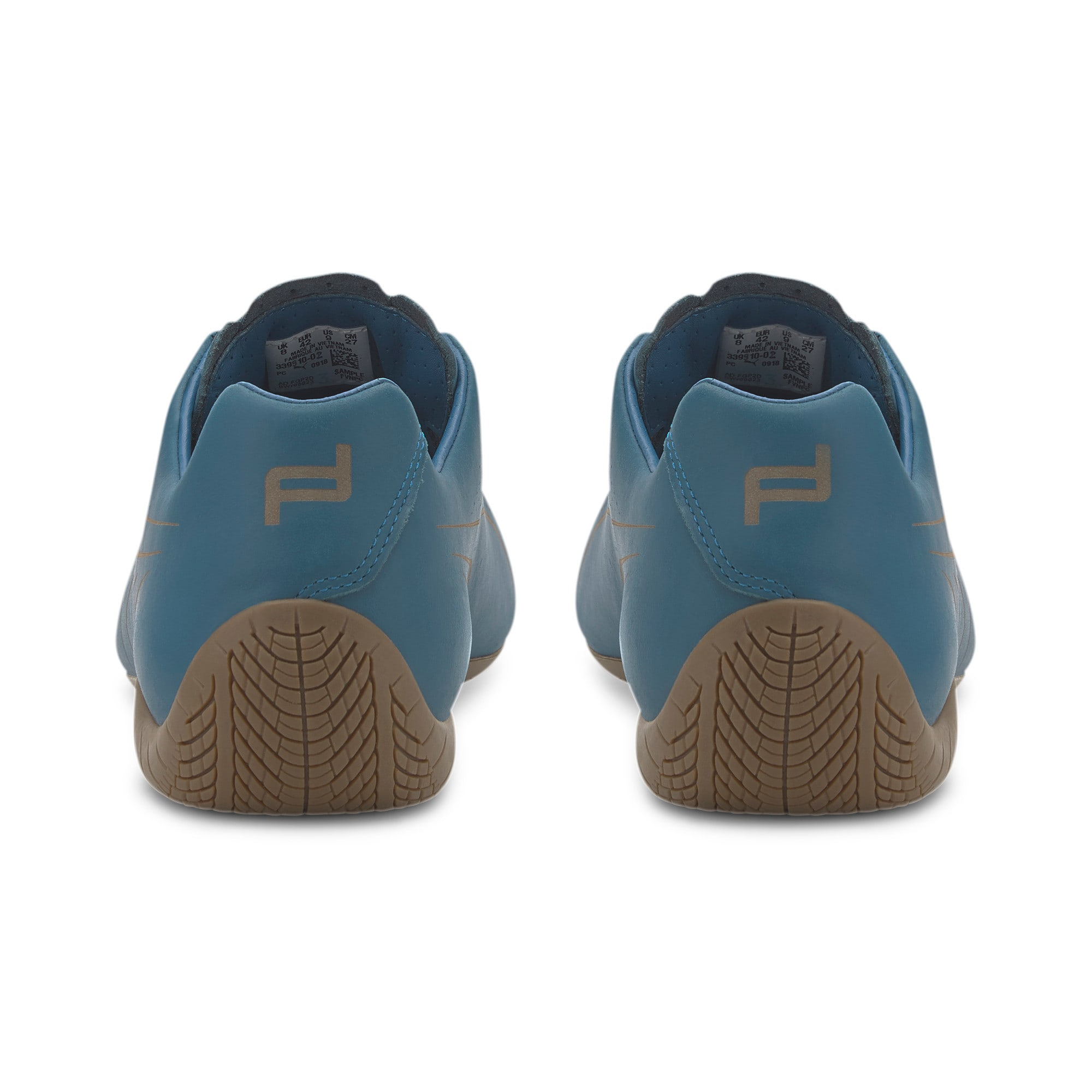 Thumbnail 3 of Porsche Design Speedcat Lux Men's Trainers, Moroccan Blue-Moroccan Blue, medium