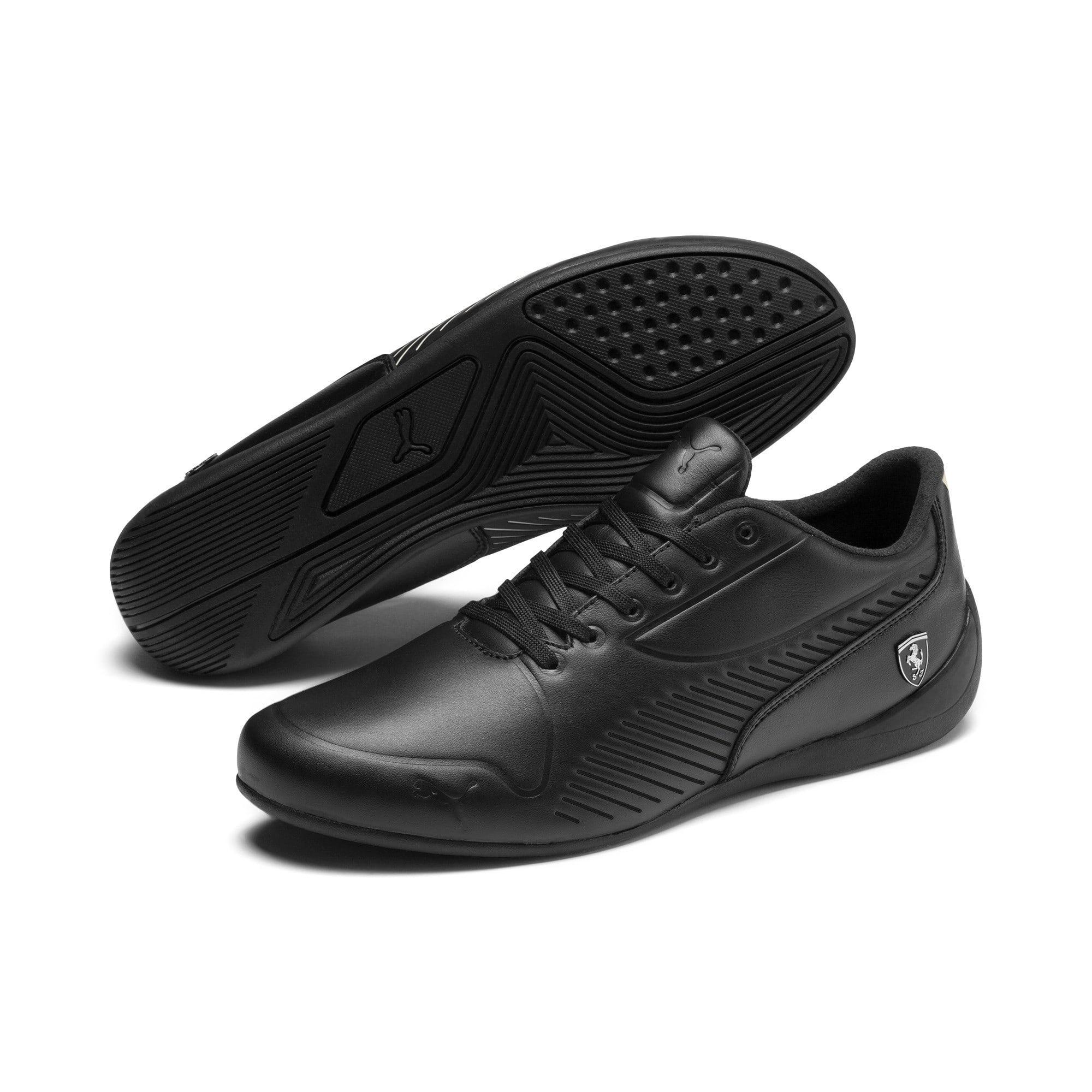Thumbnail 5 of Scuderia Ferrari Drift Cat 7S Ultra LS Men's Shoes, Puma Black-Pastel Parchment, medium