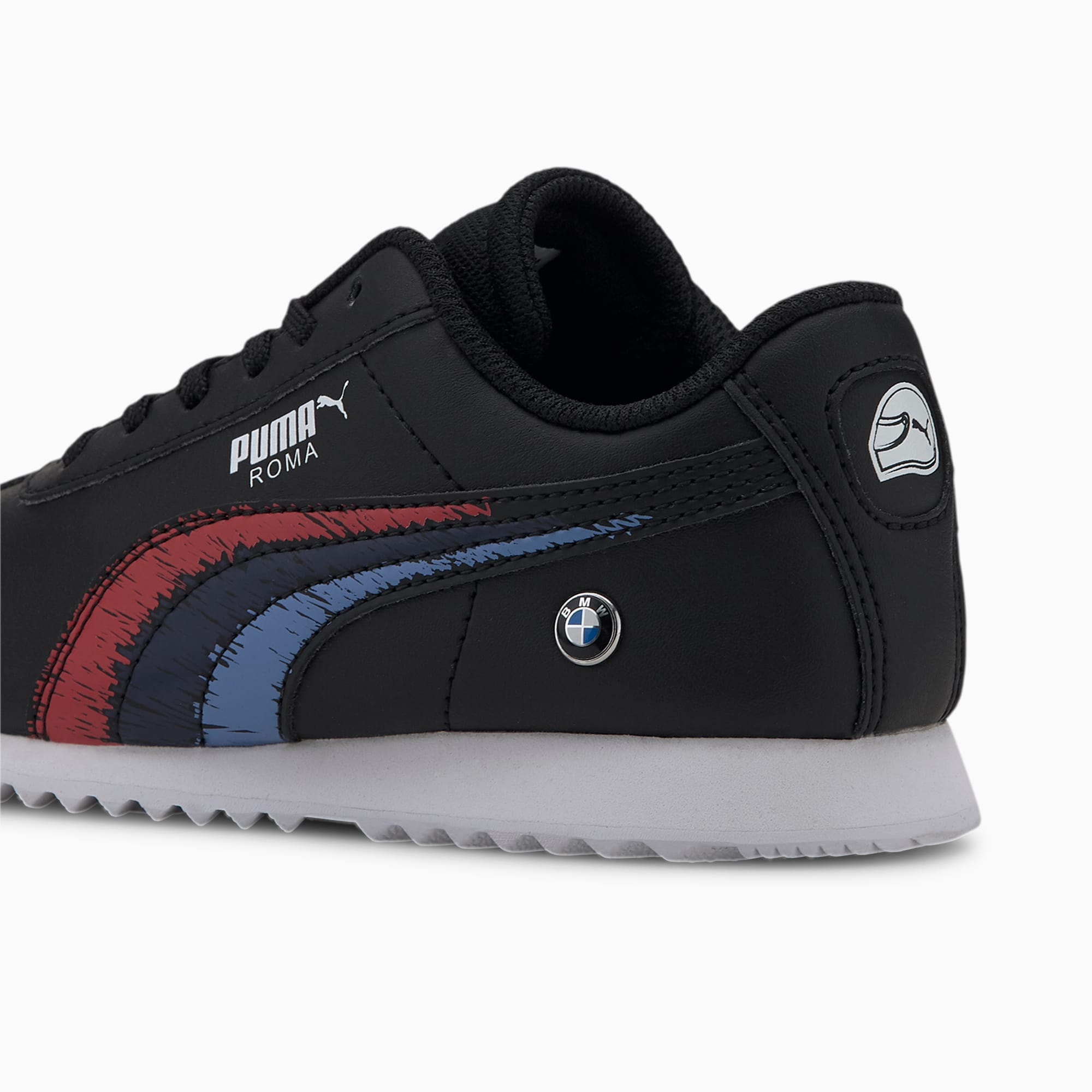 BMW M Motorsport Roma Little Kids' Shoes