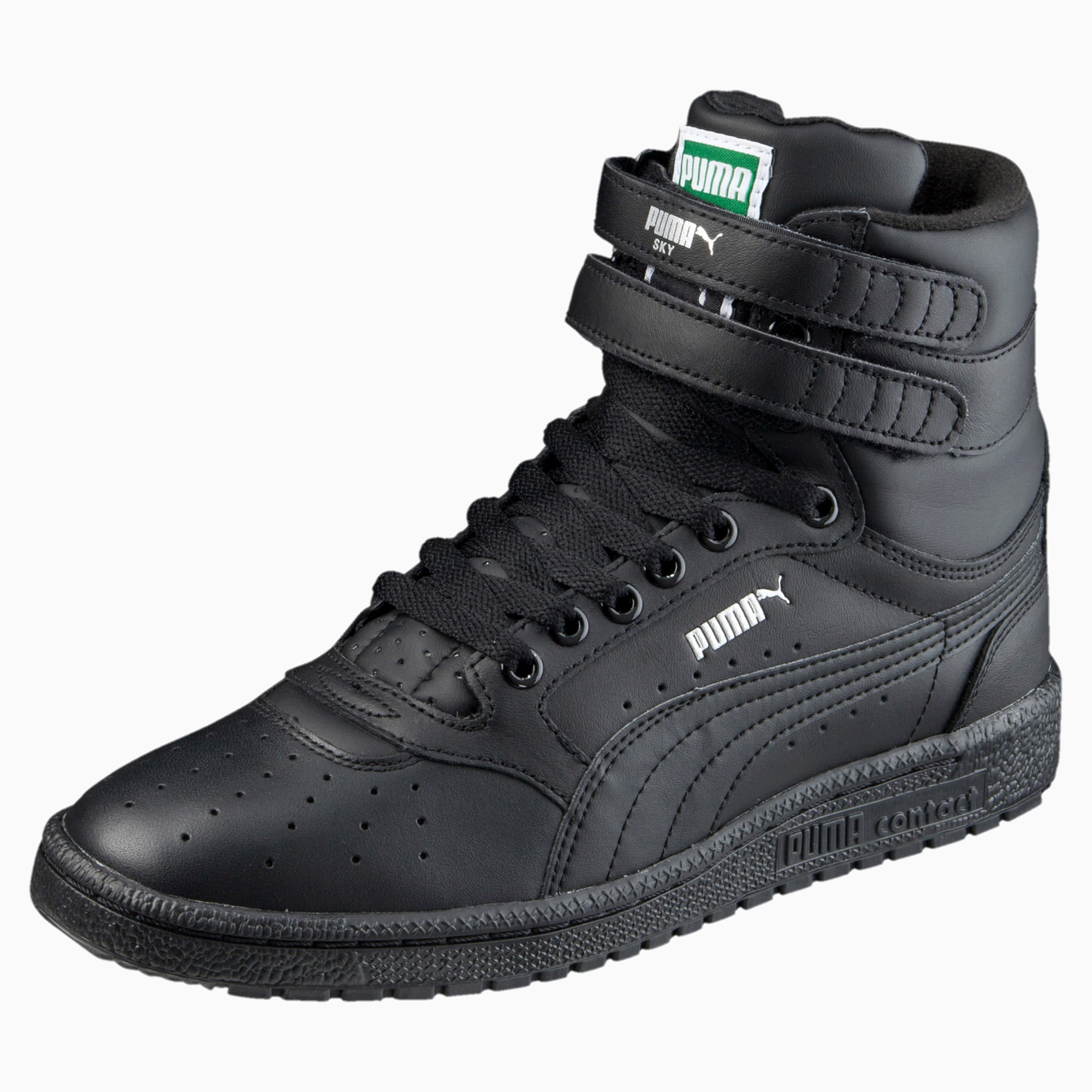 puma chaussure montante