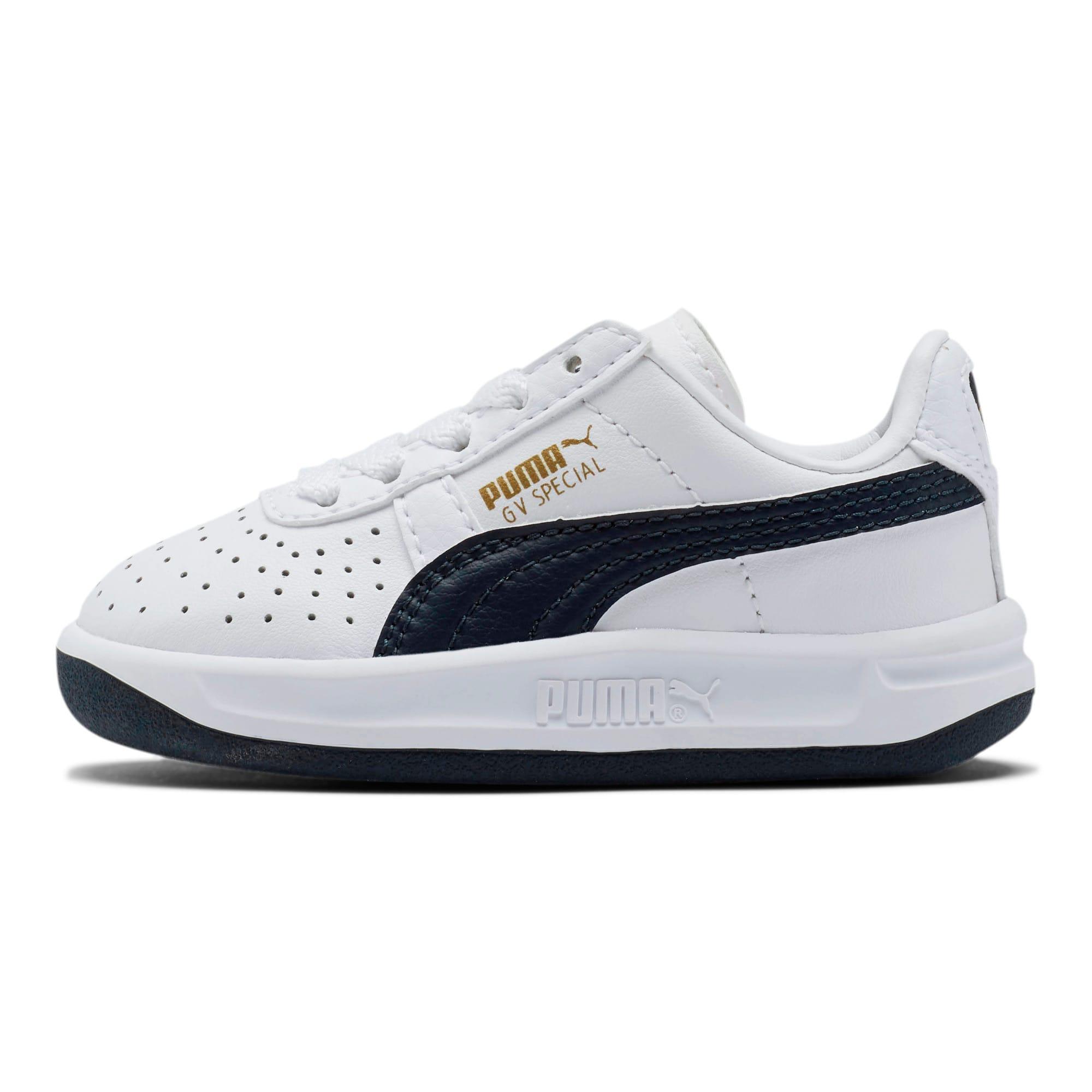 Thumbnail 1 of GV Special Toddler Shoes, Puma White-Peacoat, medium