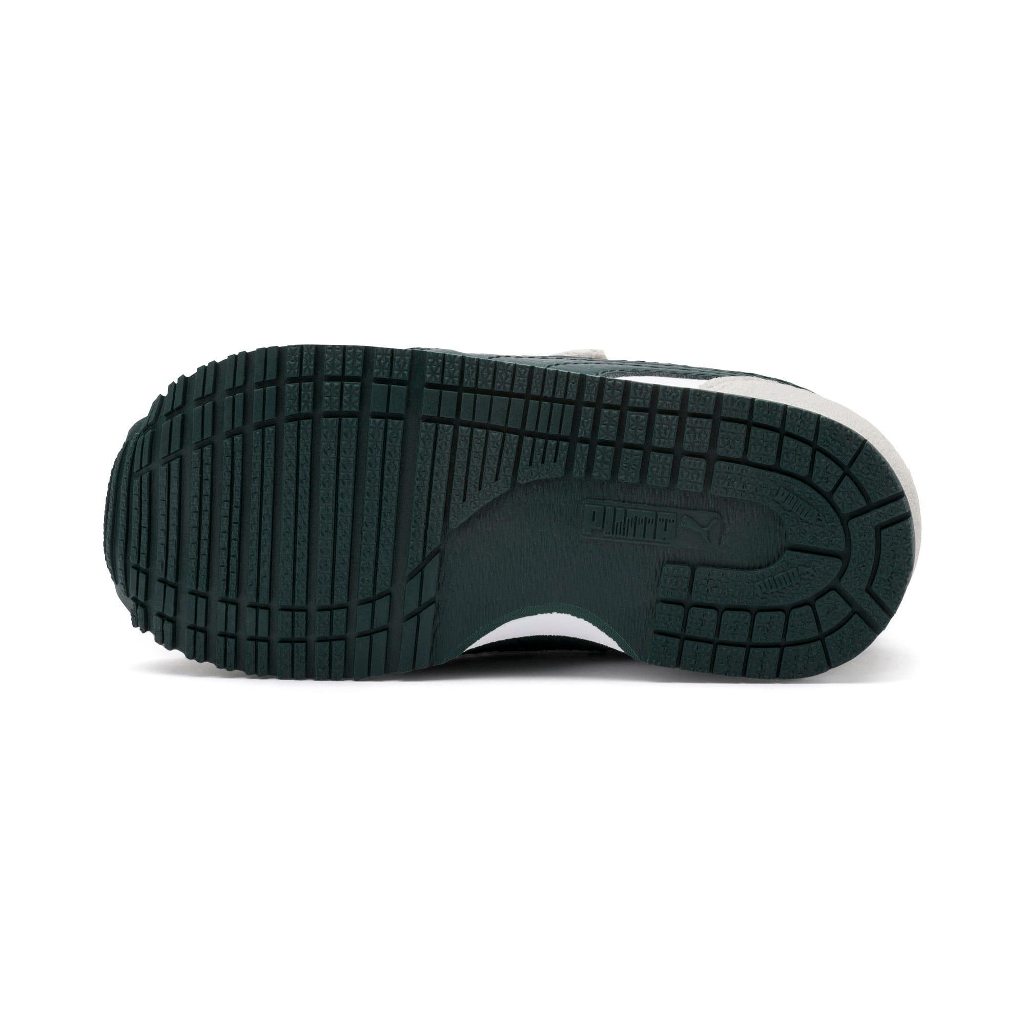 Thumbnail 4 of Cabana Racer SL Toddler Shoes, Puma White-Gray Violet, medium