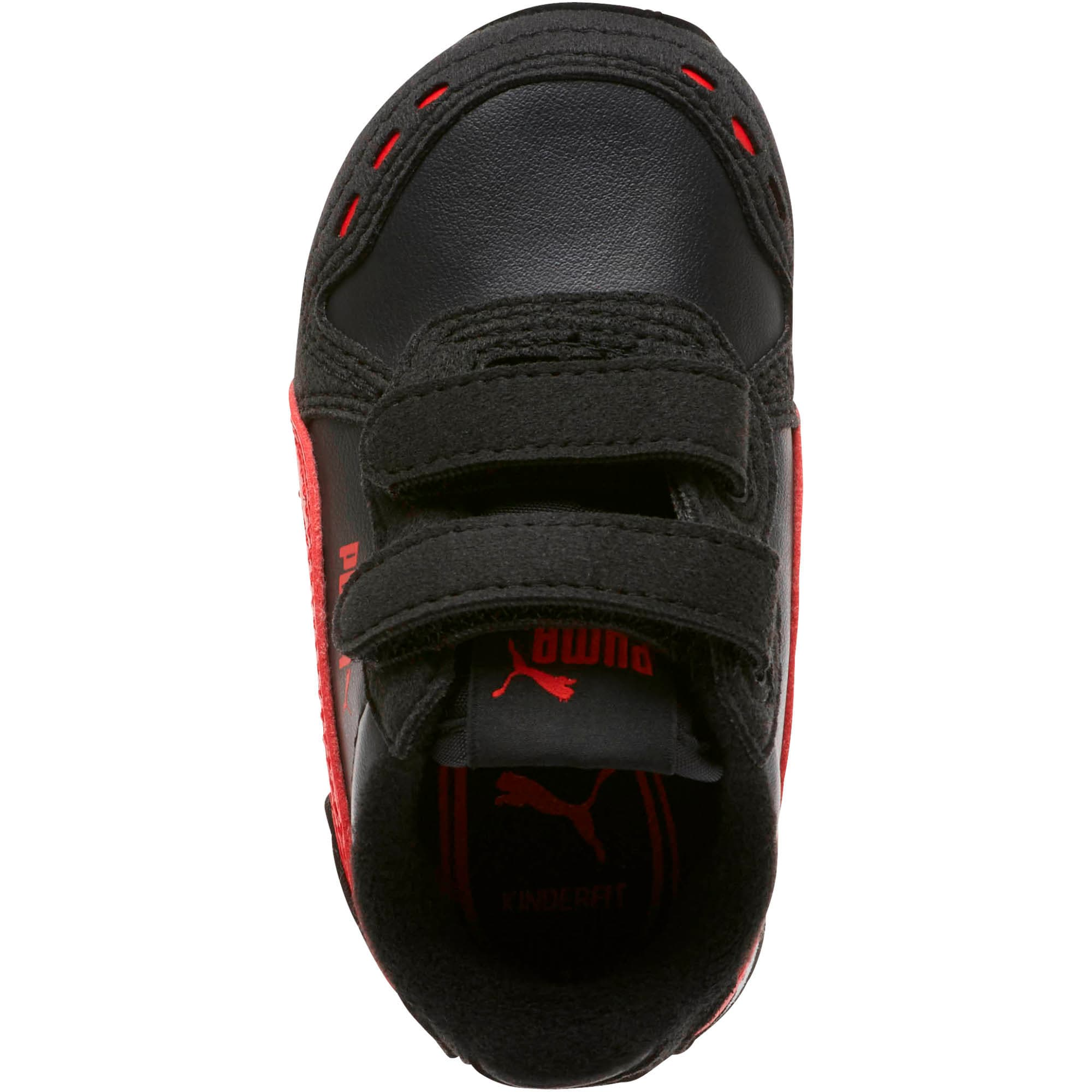 Thumbnail 5 of Cabana Racer SL Toddler Shoes, Puma Black-High Risk Red, medium