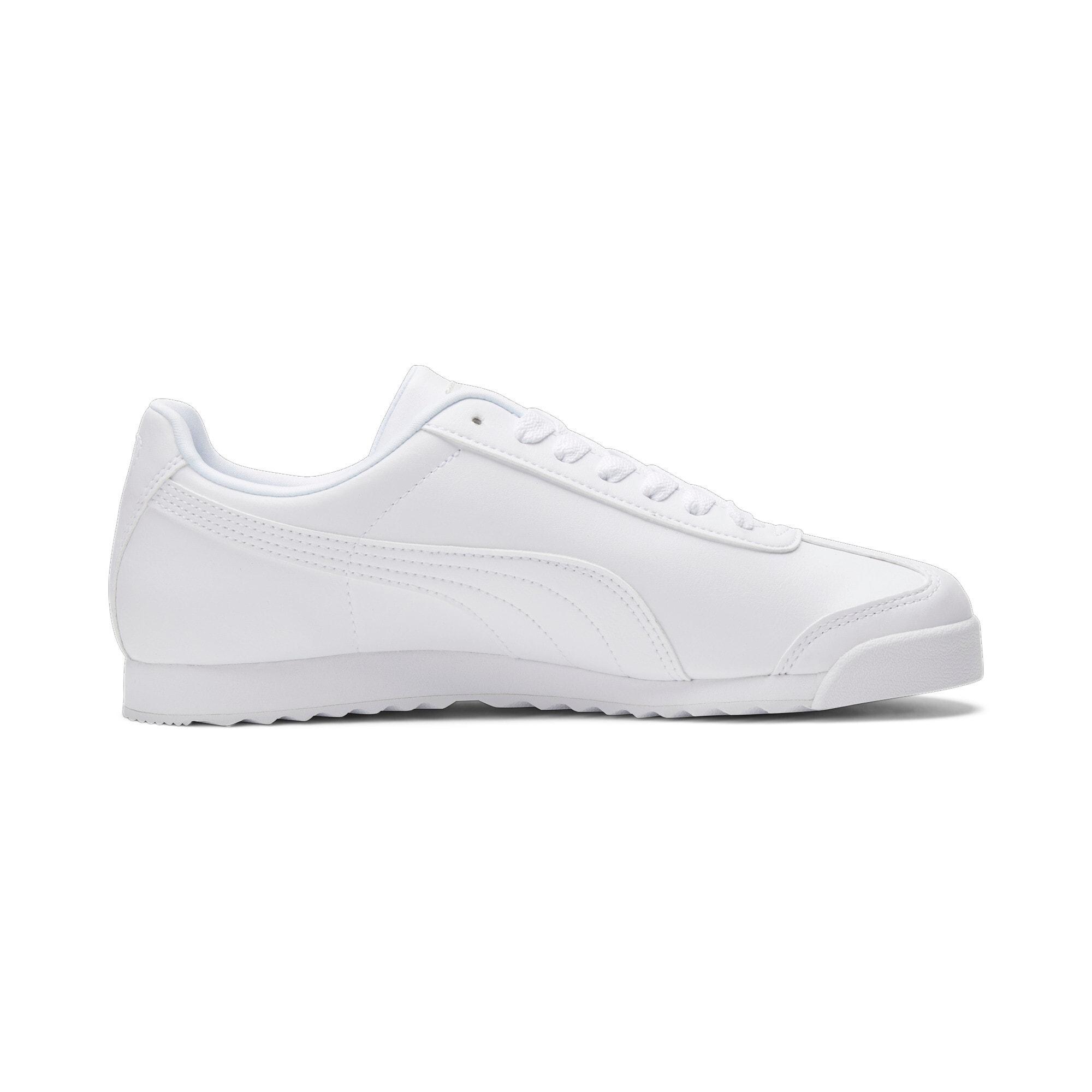 Thumbnail 5 of Roma Basic Men's Sneakers, white-light gray, medium