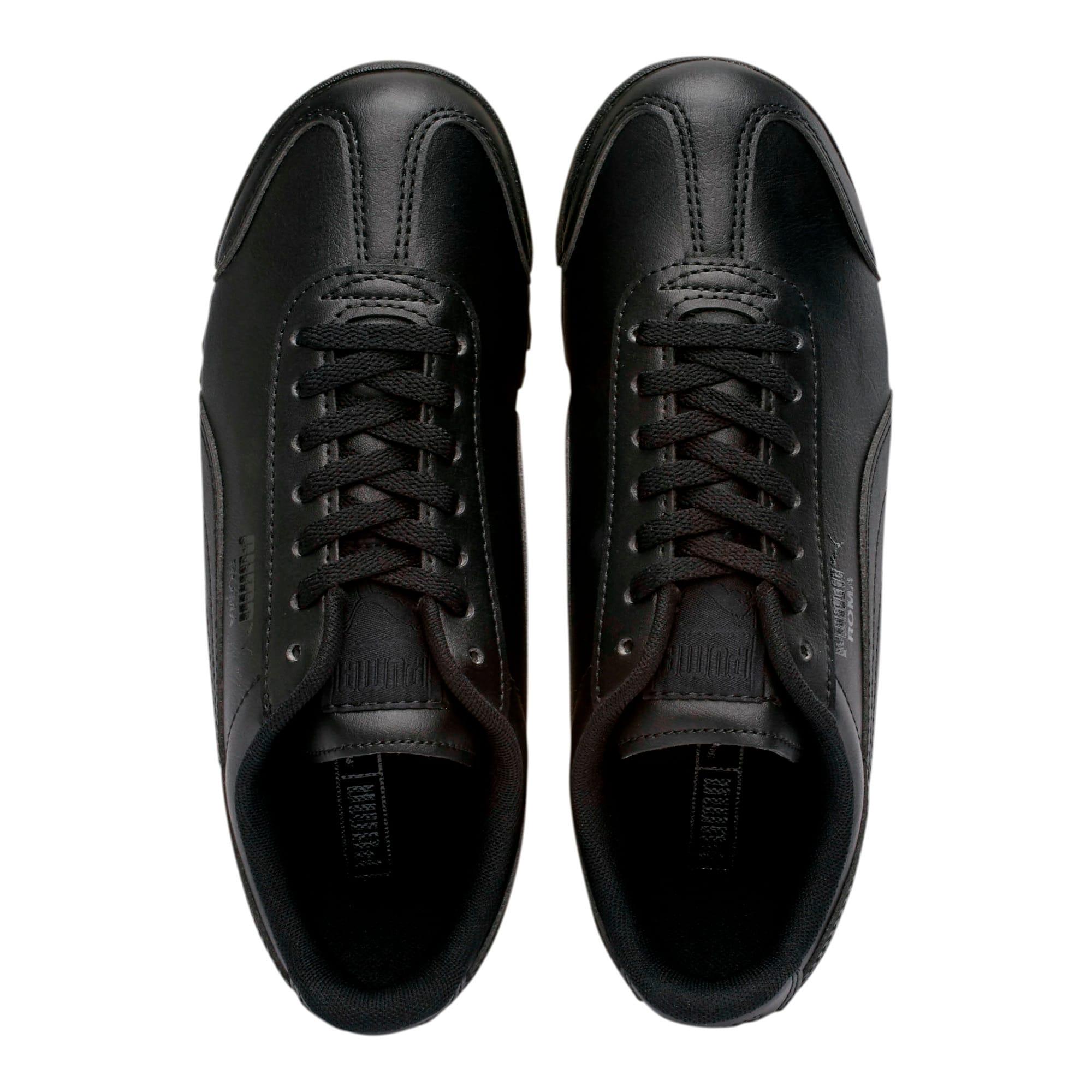 Thumbnail 6 of Roma Basic Sneakers JR, black-black, medium