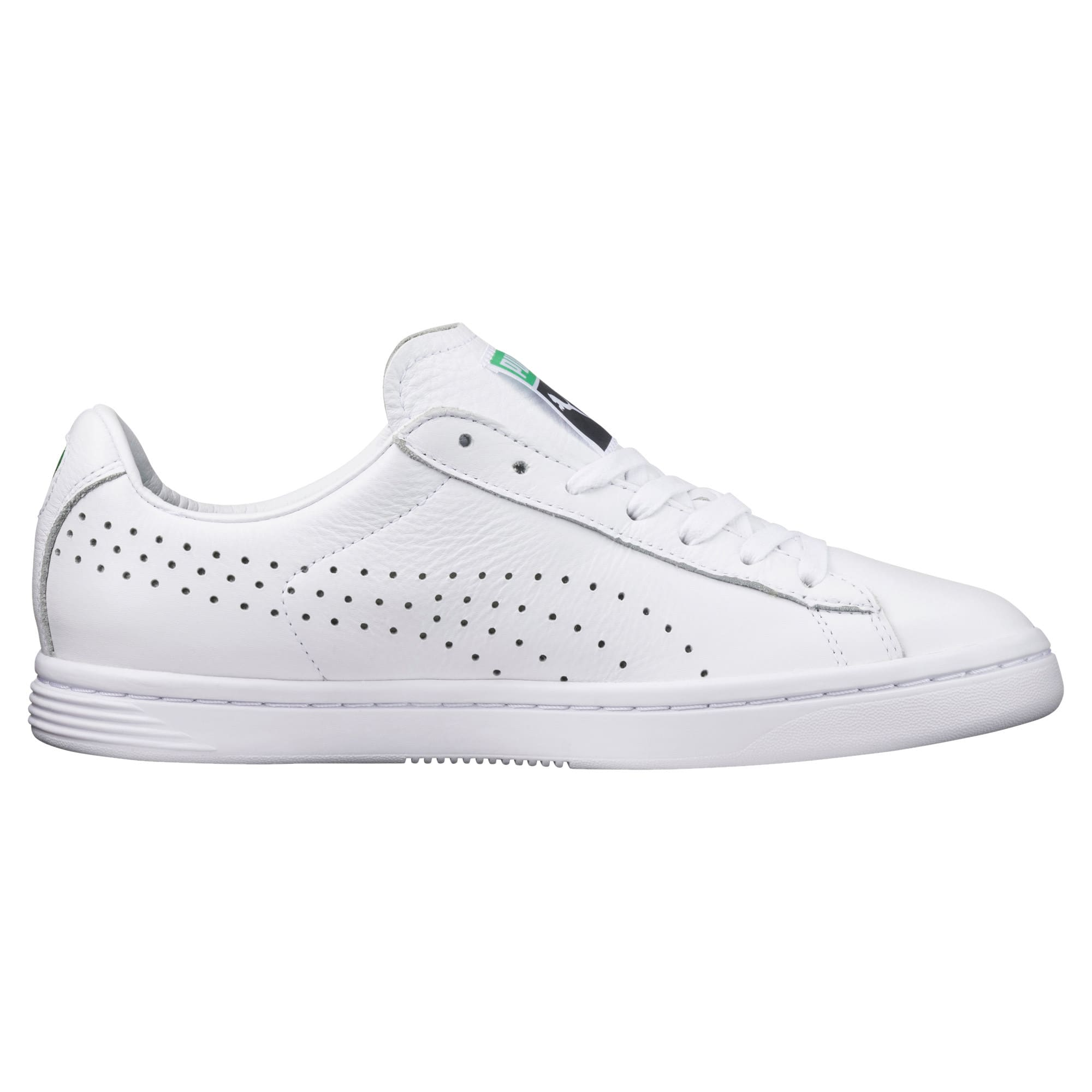 Thumbnail 4 of Court Star Trainers, white, medium-IND