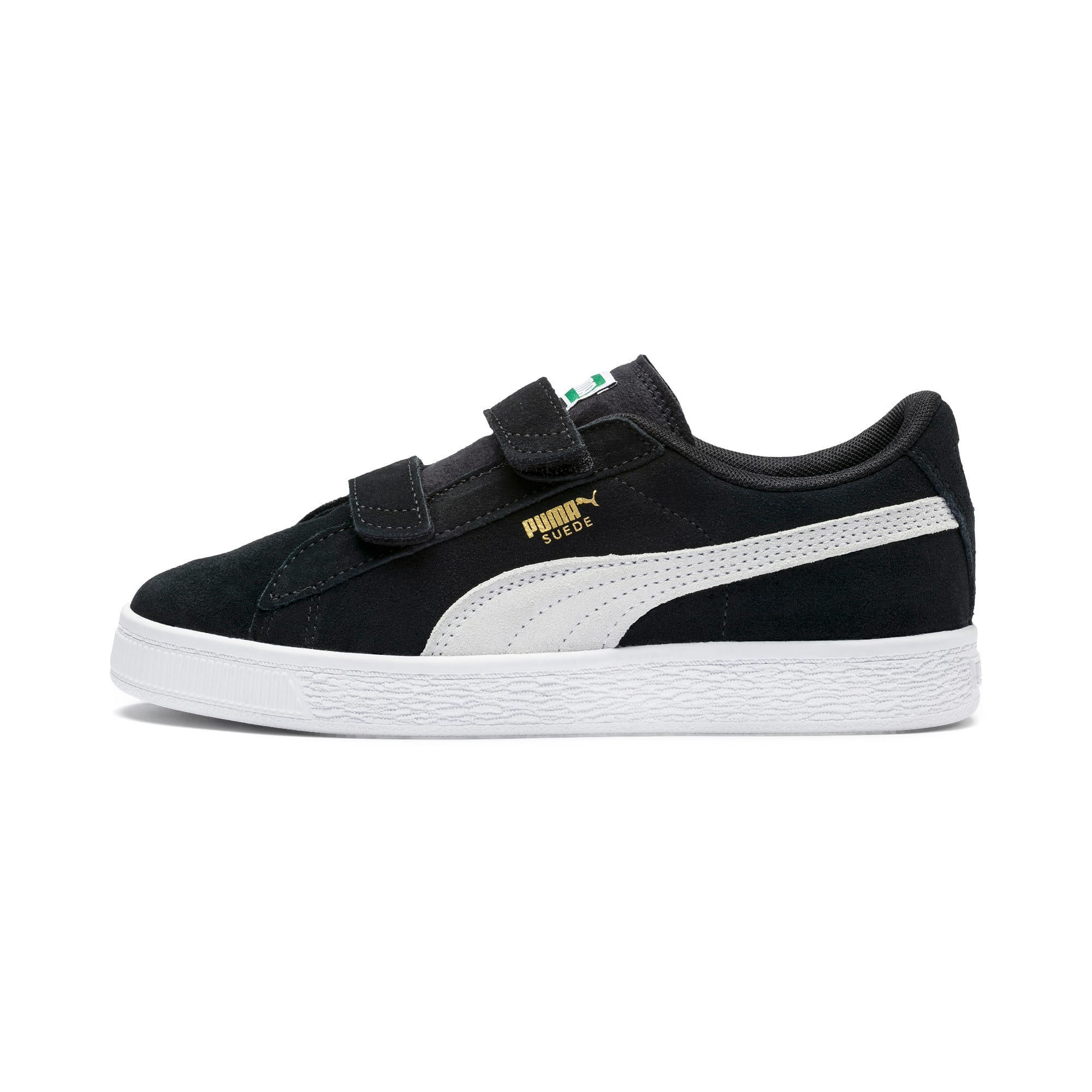 Thumbnail 1 of Suede sneakers voor kinderen, Puma Black-Puma White, medium