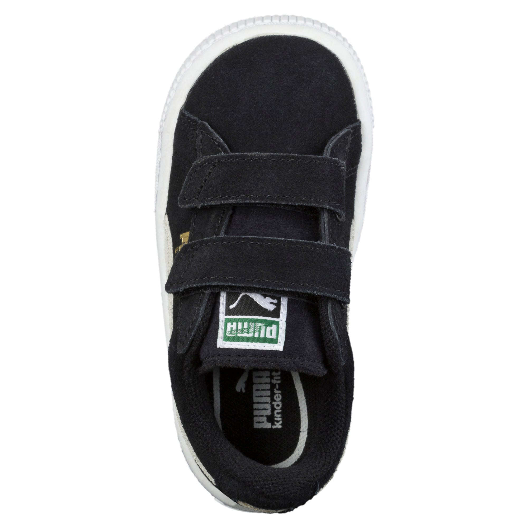 Thumbnail 5 of Suede sneakers voor kinderen, Puma Black-Puma White, medium