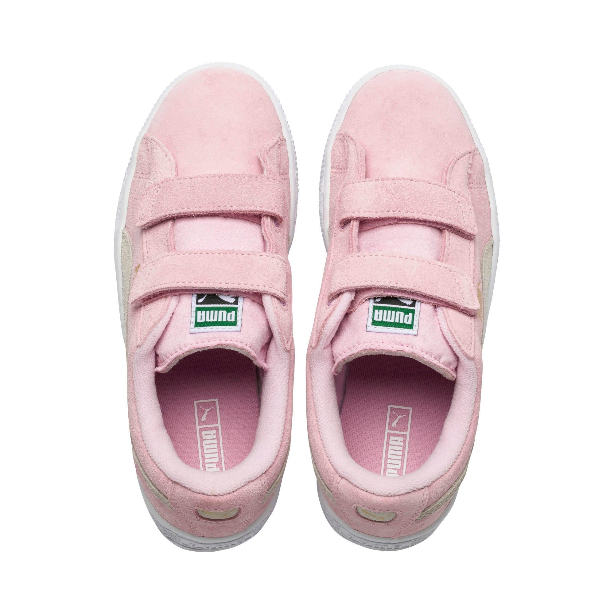 Thumbnail 6 van Suede sneakers voor kinderen, Pink Lady-Puma Team Gold, medium