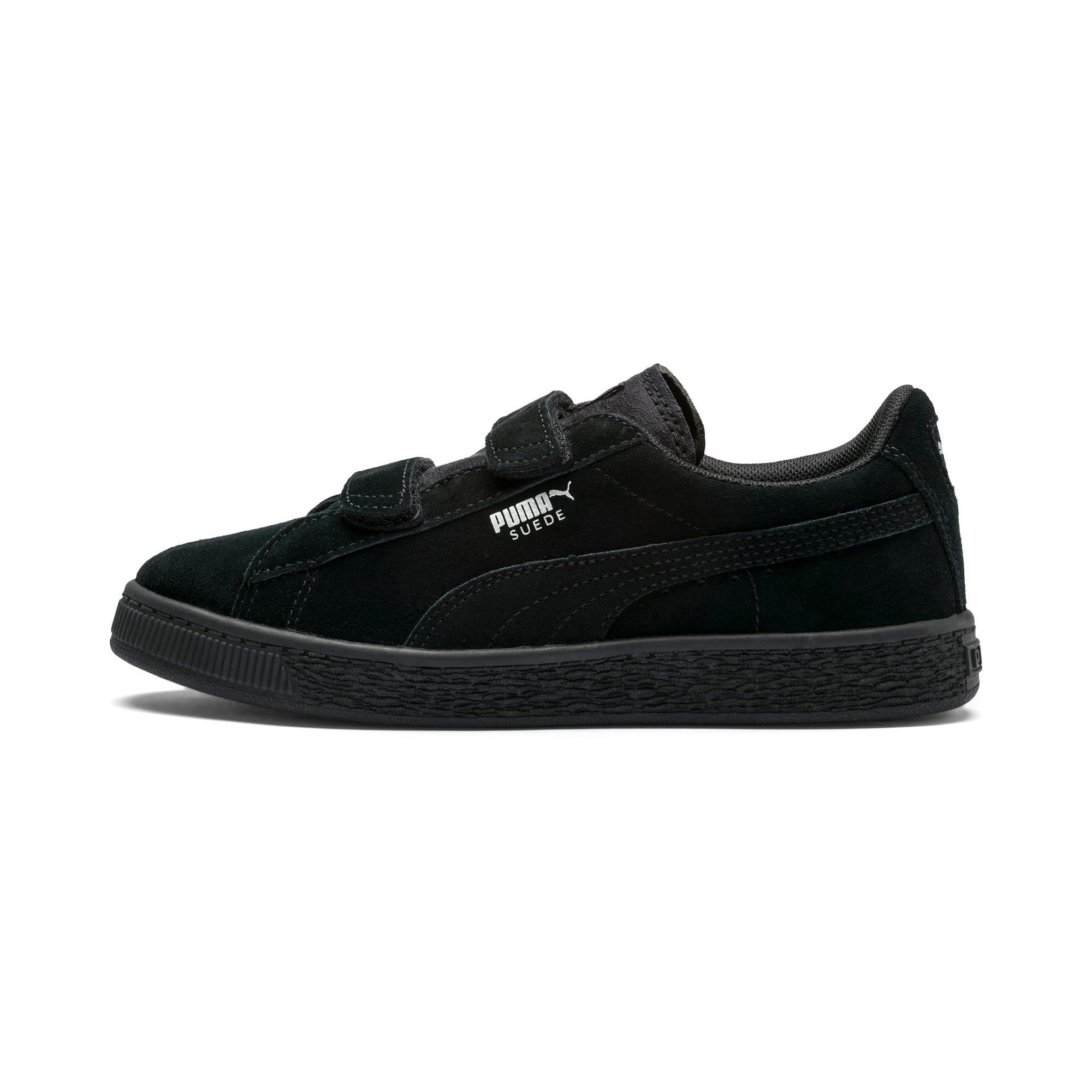 PUMA Suede Classic+, Men's Shoes, (Black 03), 9 UK (43 EU