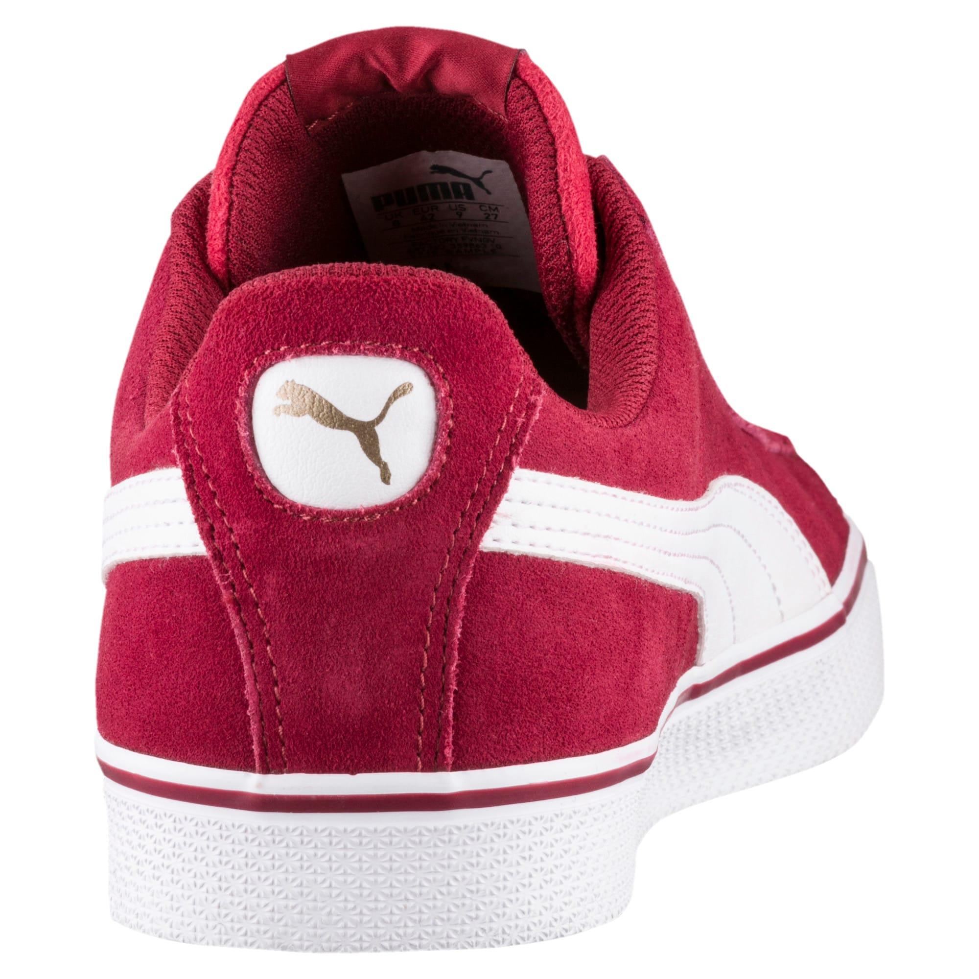 Thumbnail 4 of PUMA 1948 Vulc Men's Sneakers, Tibetan Red-Puma White, medium