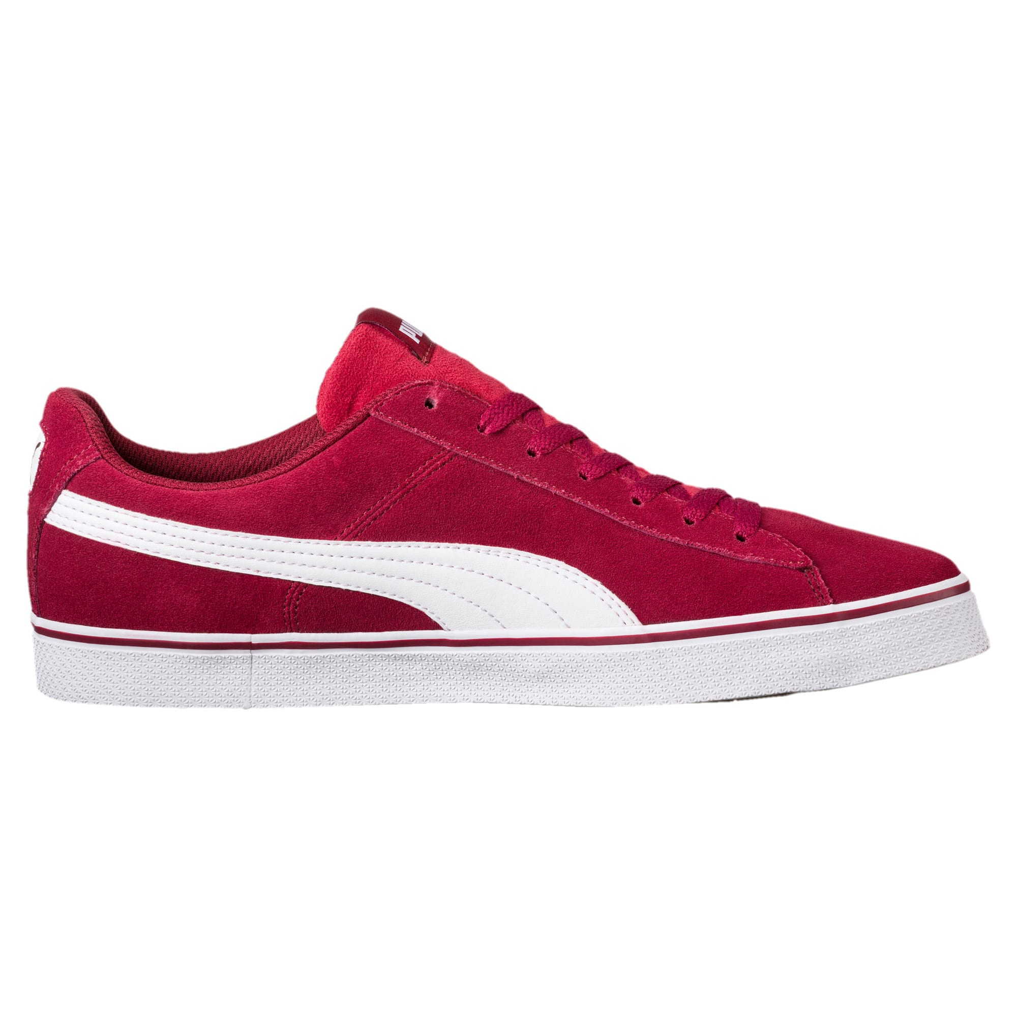 Thumbnail 3 of PUMA 1948 Vulc Men's Sneakers, Tibetan Red-Puma White, medium