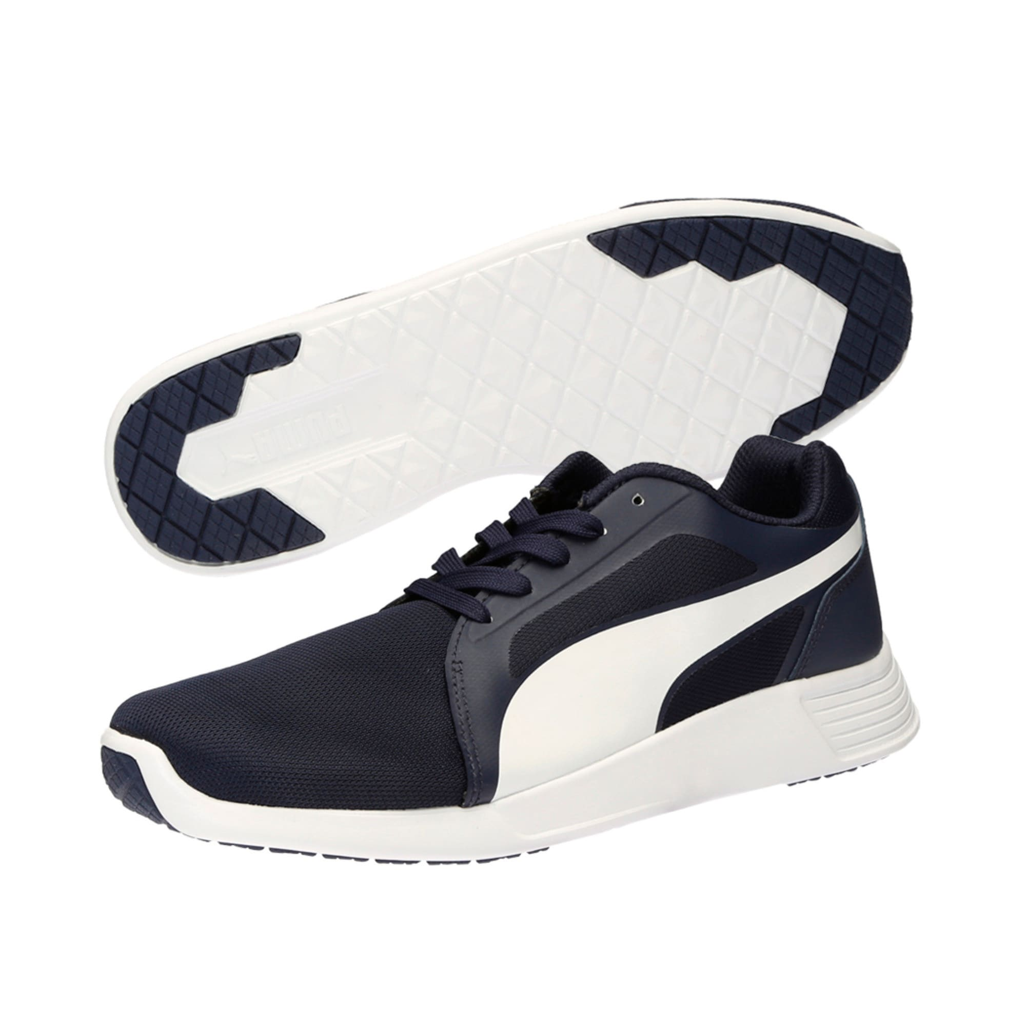 Thumbnail 2 of ST Trainer Evo Trainers, peacoat-white, medium-IND
