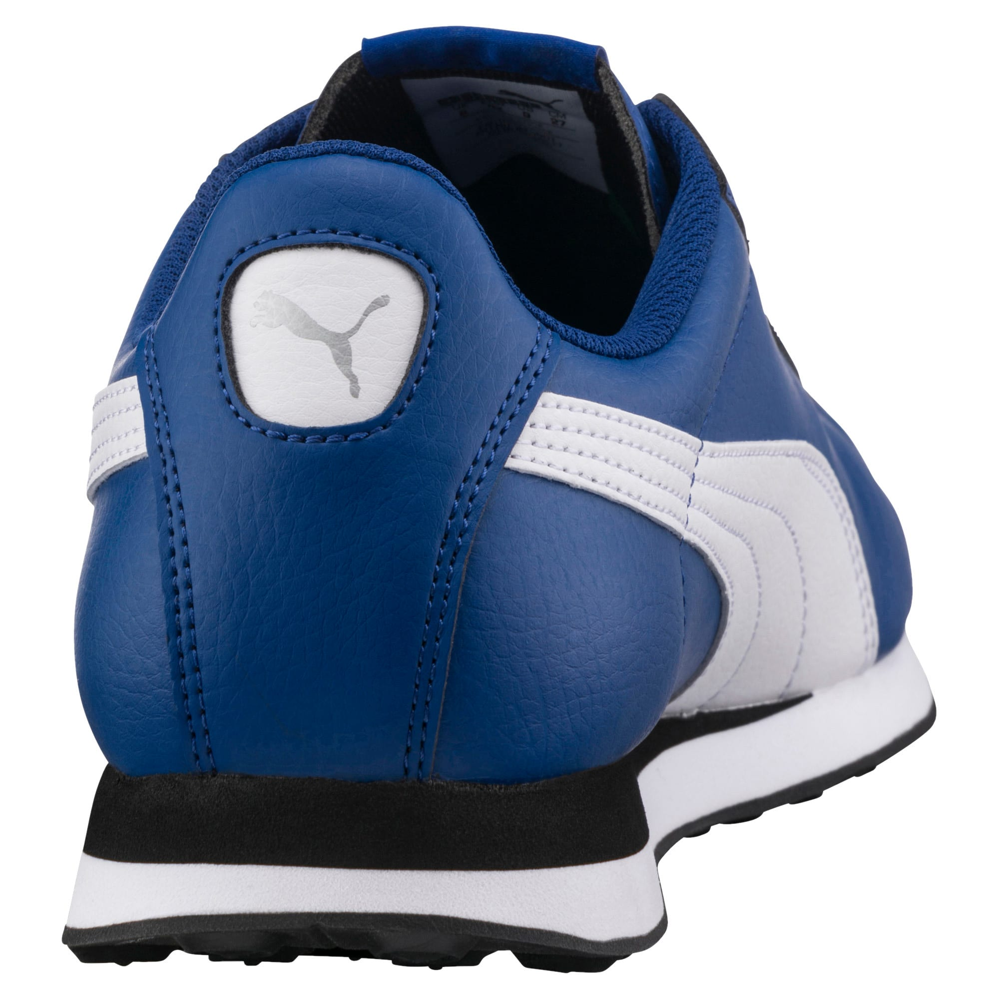 Thumbnail 3 of Turin Trainers, TRUE BLUE-Puma White, medium-IND