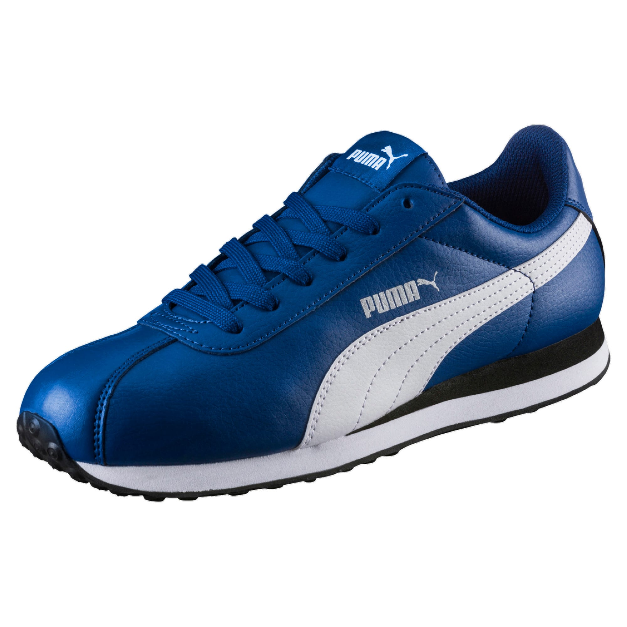 Thumbnail 1 of Turin Trainers, TRUE BLUE-Puma White, medium-IND