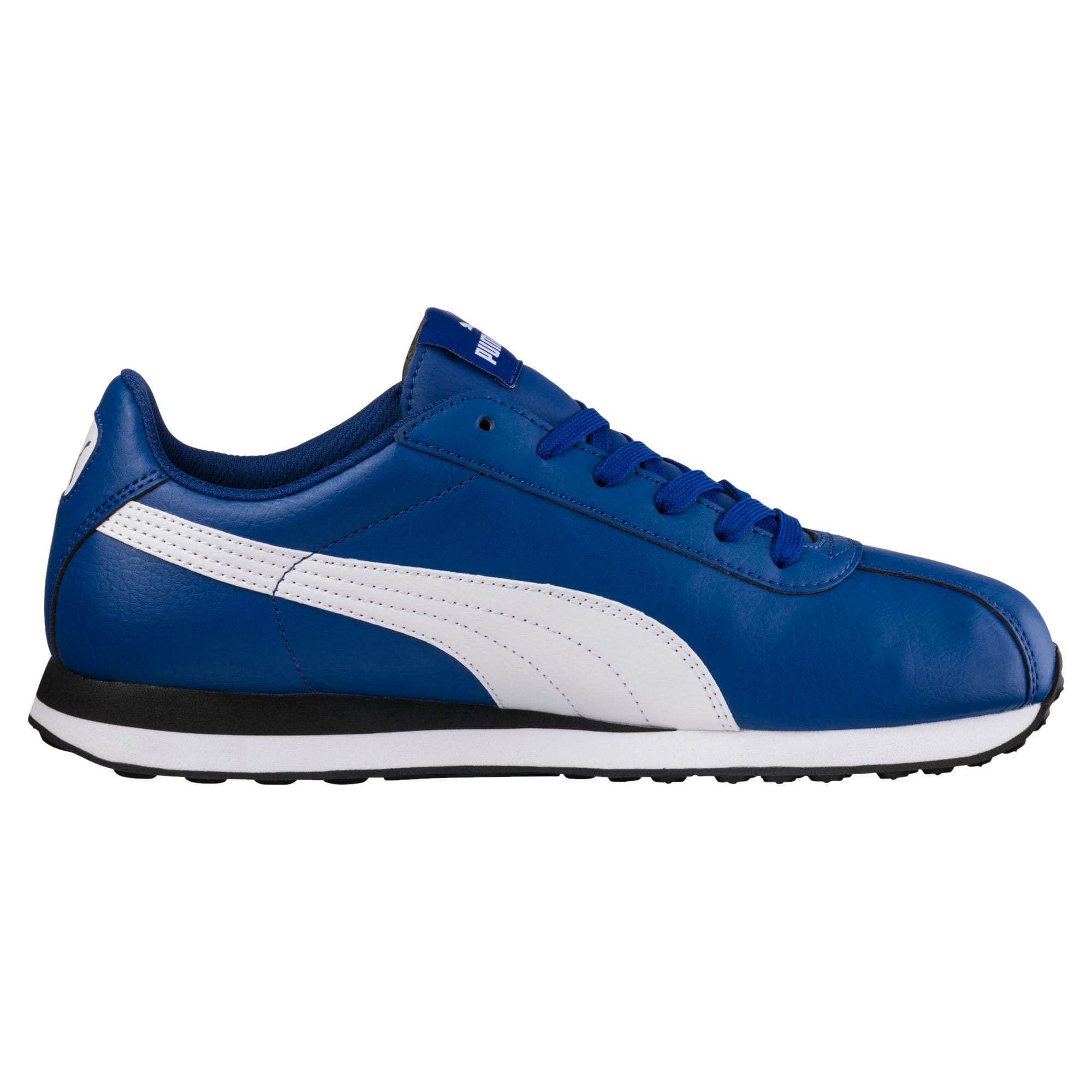 Thumbnail 4 of Turin Trainers, TRUE BLUE-Puma White, medium-IND
