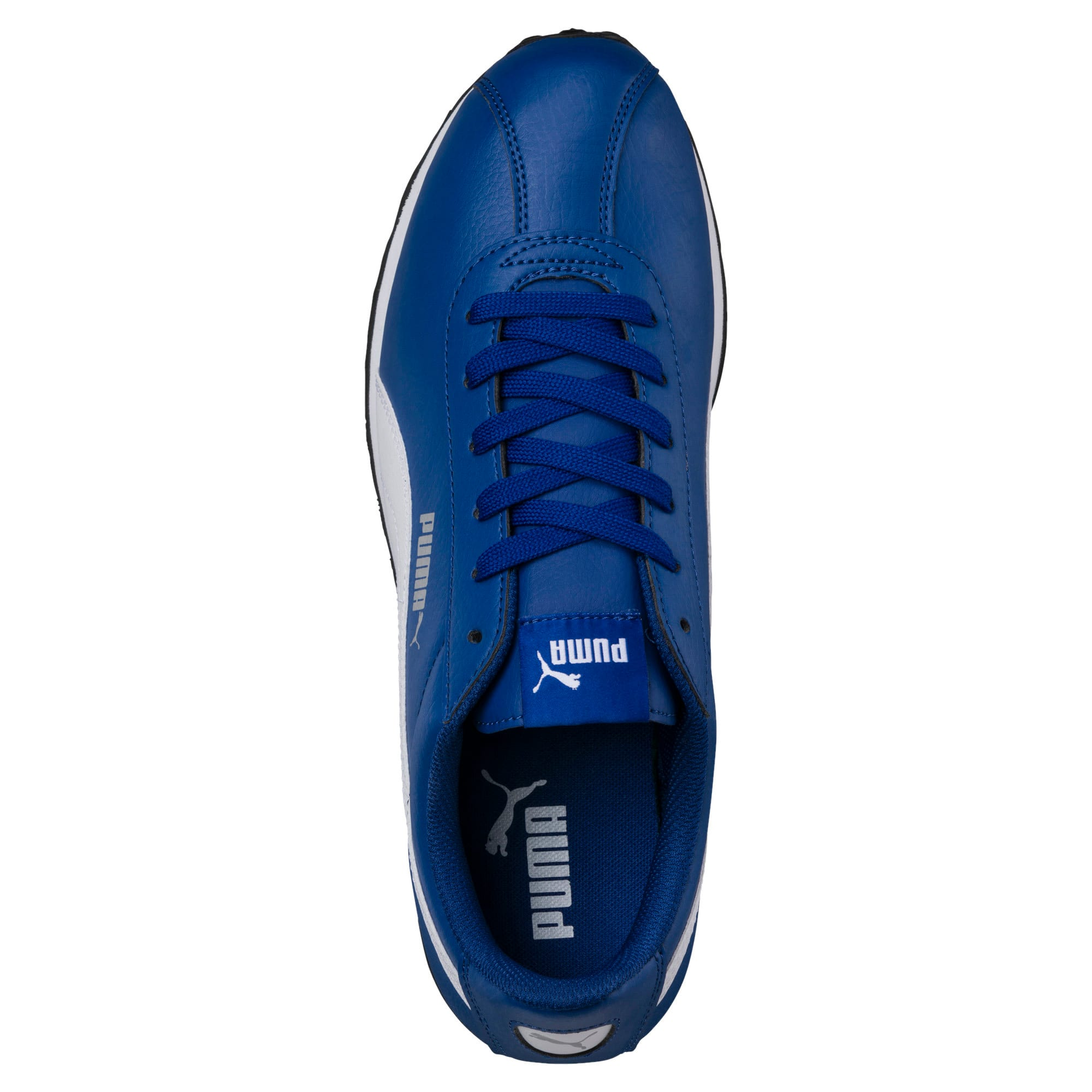 Thumbnail 5 of Turin Trainers, TRUE BLUE-Puma White, medium-IND