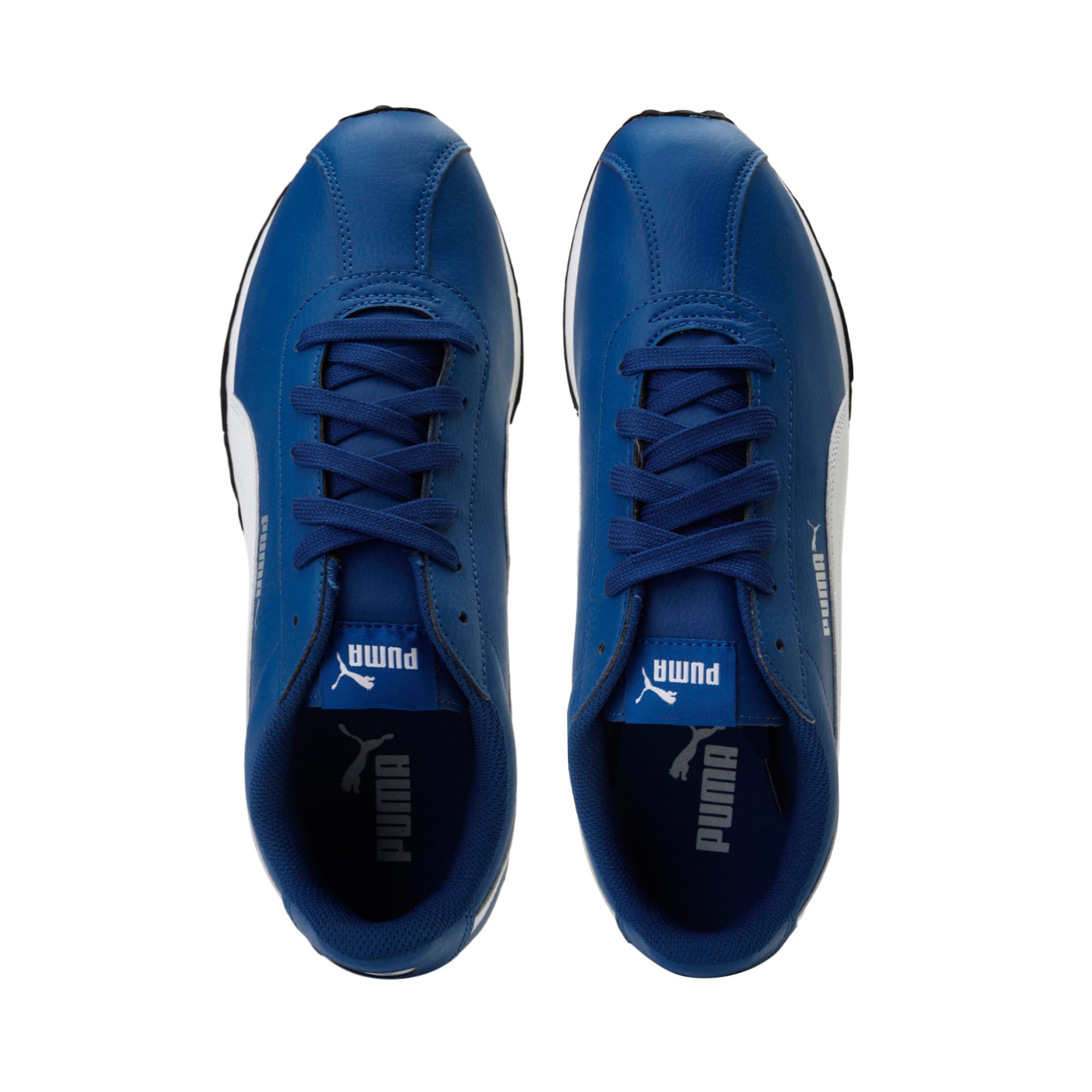 Thumbnail 6 of Turin Trainers, TRUE BLUE-Puma White, medium-IND