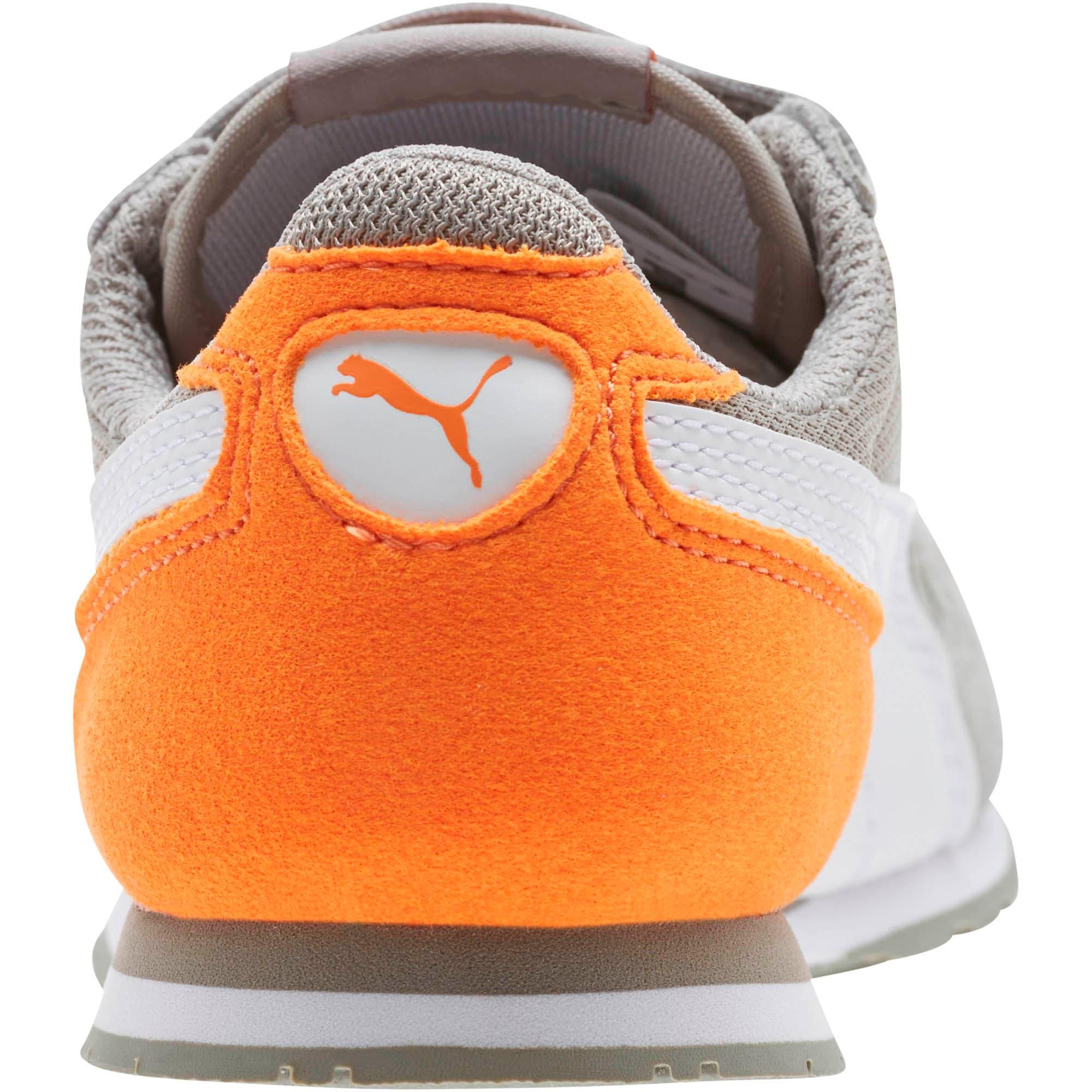 Thumbnail 4 of Cabana Racer Mesh AC Little Kids' Shoes, Rock Ridge-White-Vibrant, medium