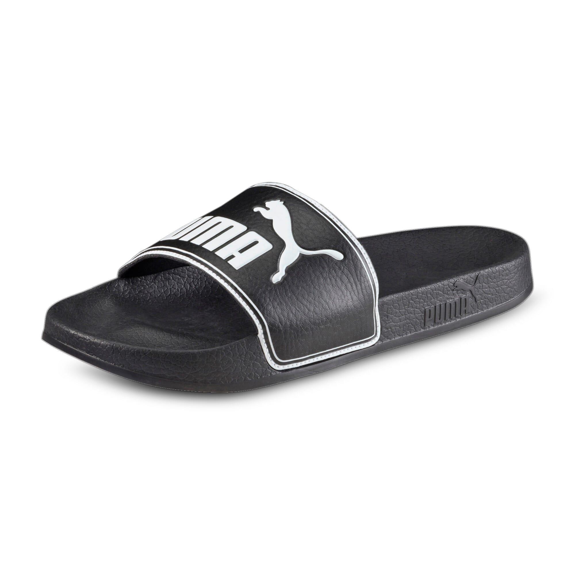 Thumbnail 1 of Leadcat Sandals, black-white, medium-IND