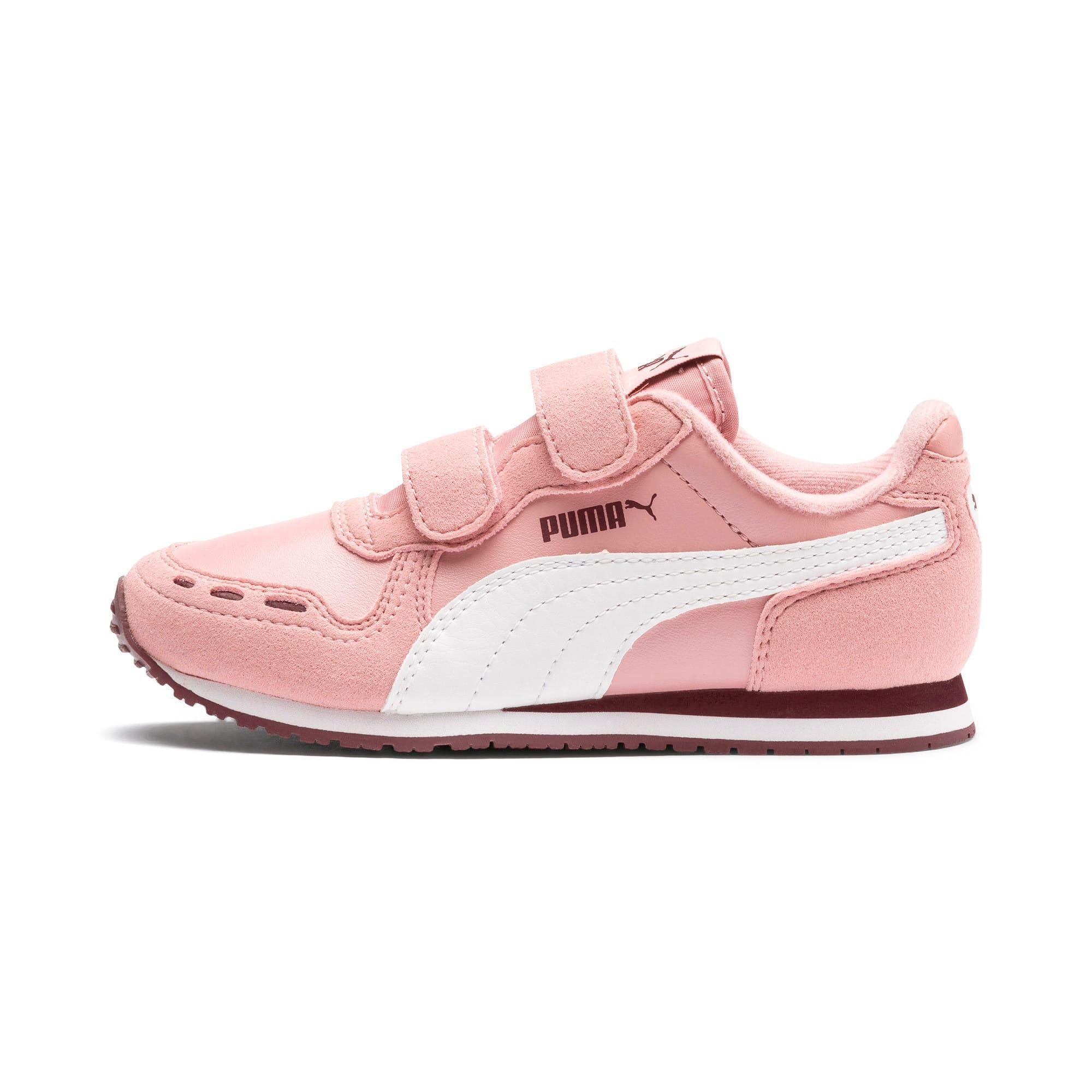 Thumbnail 1 of Cabana Racer SL V PS Baby Sneaker, Bridal Rose-Puma White, medium