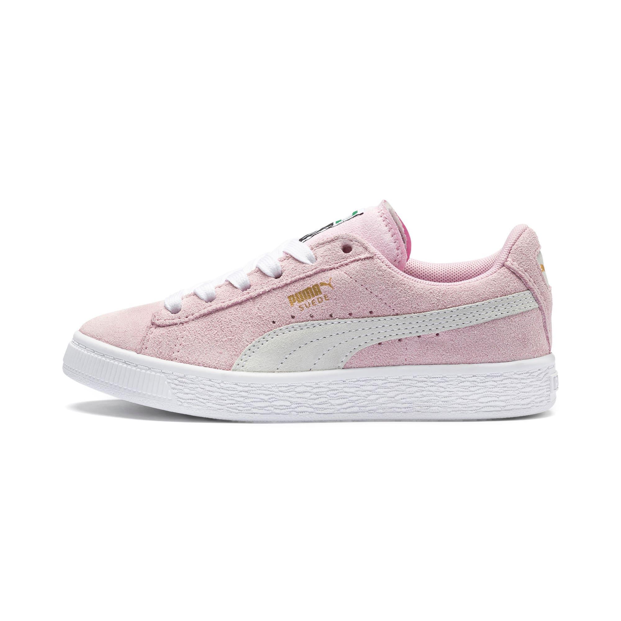 Sneakers Suede bambino